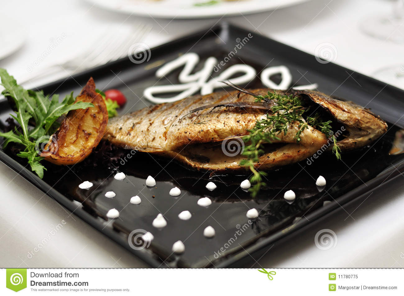 Fried fish royalty free stock photo image 11780775 for Fried fish restaurants