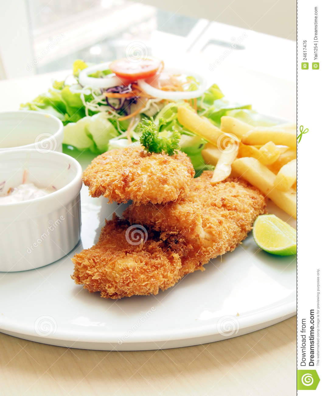 Fried fish royalty free stock image image 24617476 for What to eat with fried fish