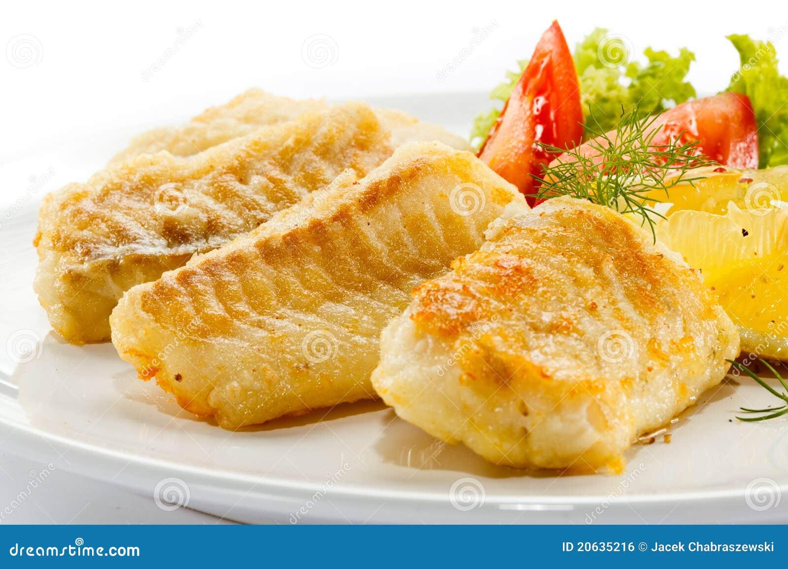Fried fish fillet royalty free stock image image 20635216 for Fried fish fillet