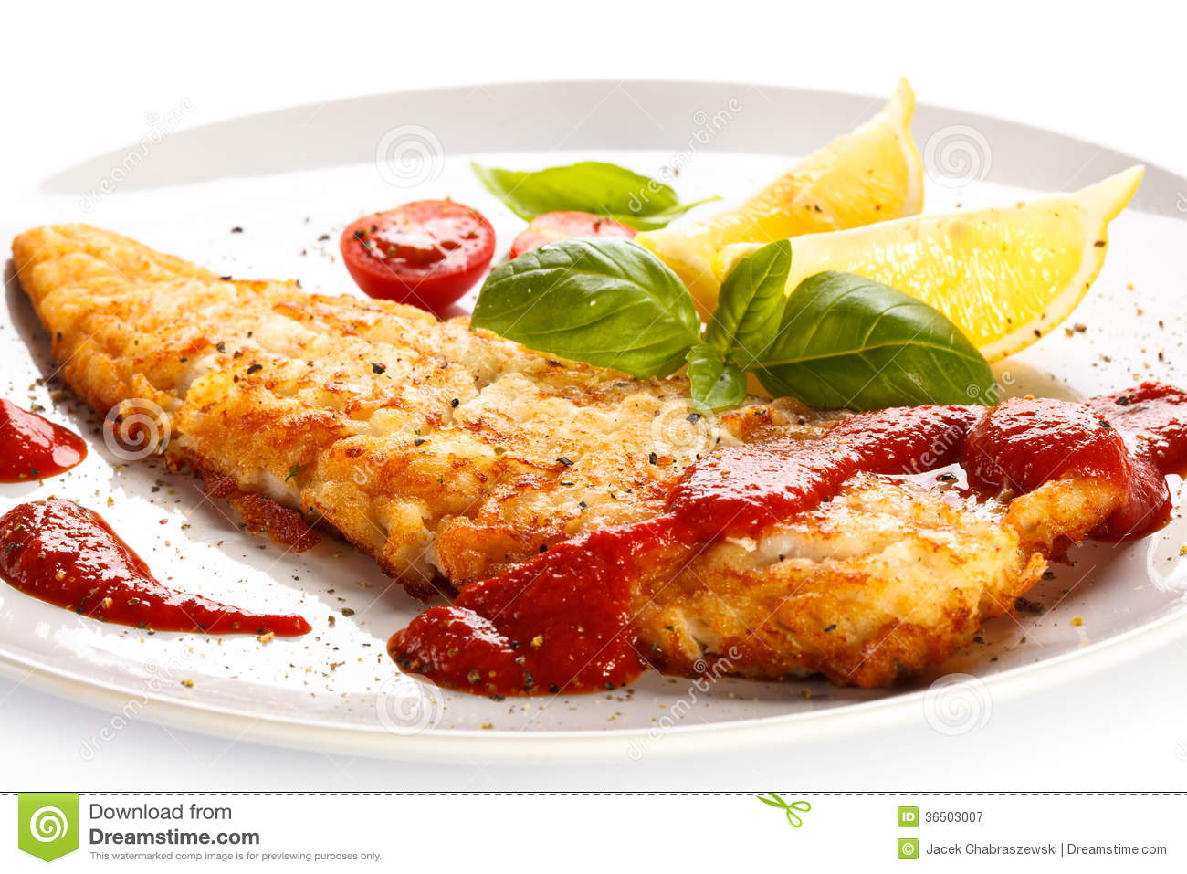 Fried fish fillet royalty free stock photography image for Fried fish nutrition