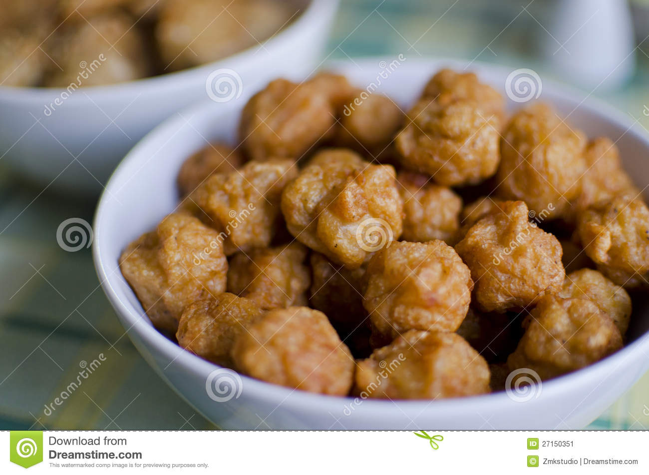 Fried fish and shrimp ball stock image image 27150351 for Fried fish and shrimp