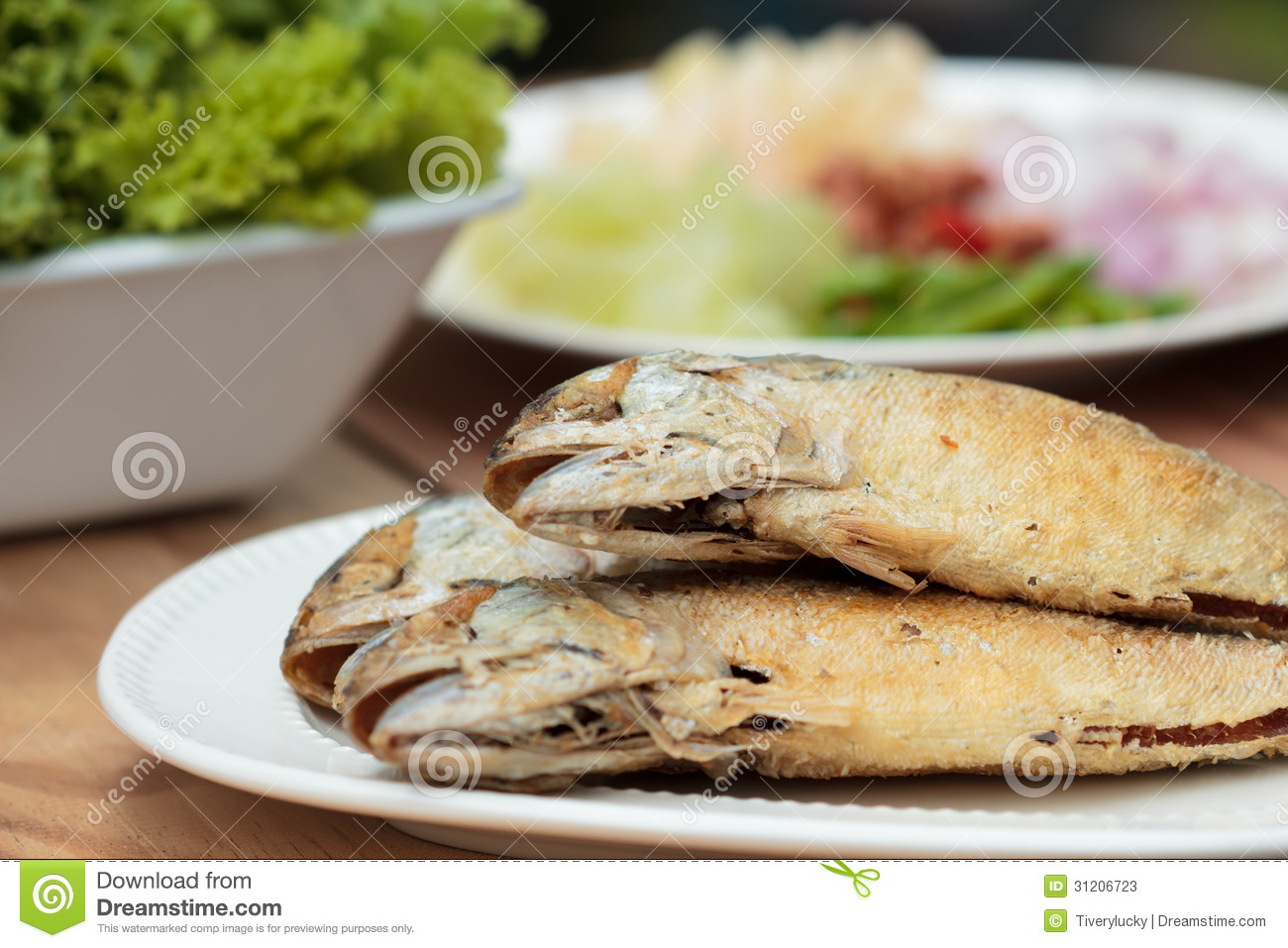 Fried fish stock photos image 31206723 for Side dishes for fried fish