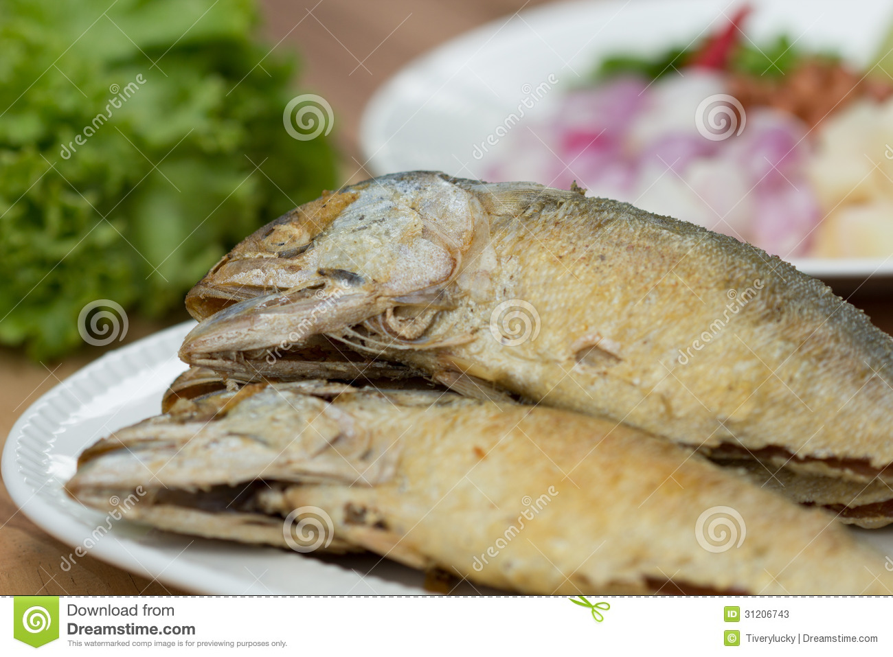 Fried fish stock photos image 31206743 for Side dishes for fried fish