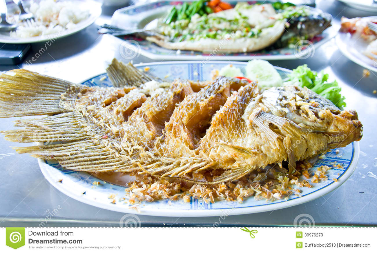 Fried fish stock photo image 39976273 for Is fried fish healthy