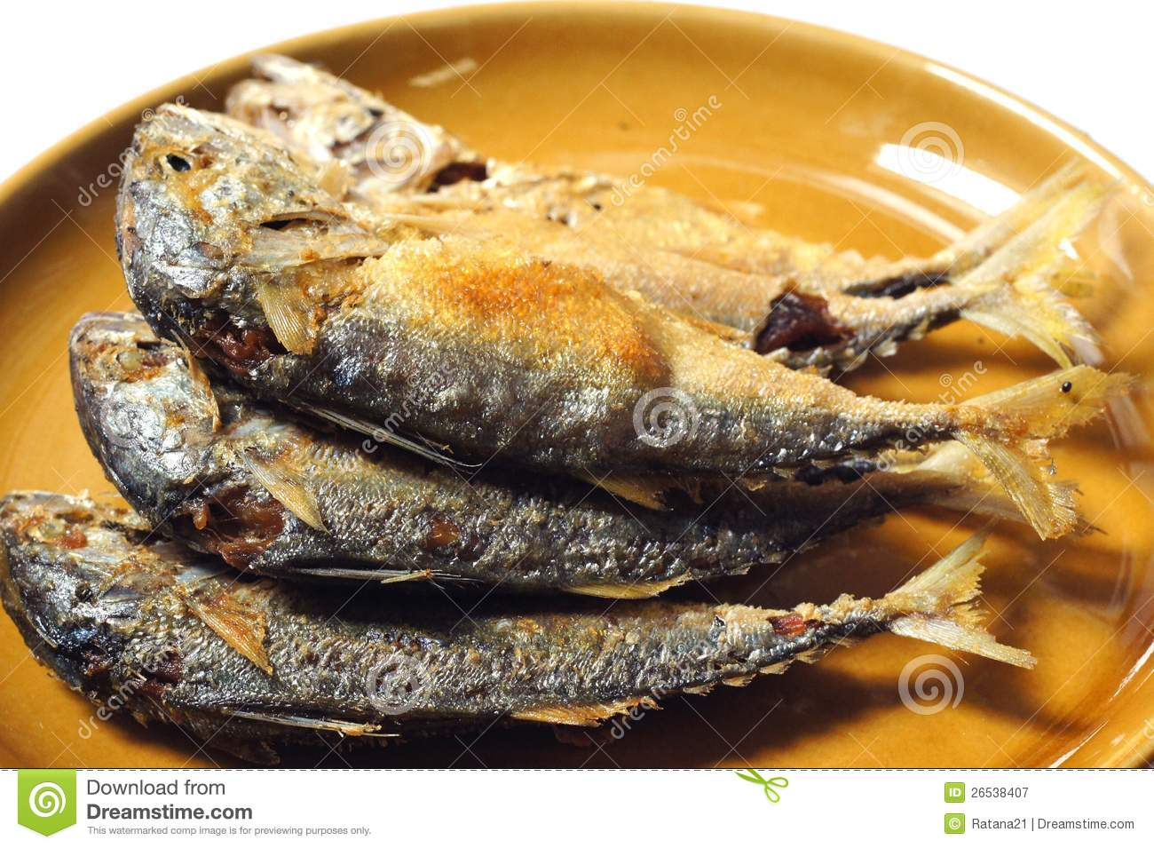 Fried mackerel fish stock image image of cook oriental for How to cook mackerel fish