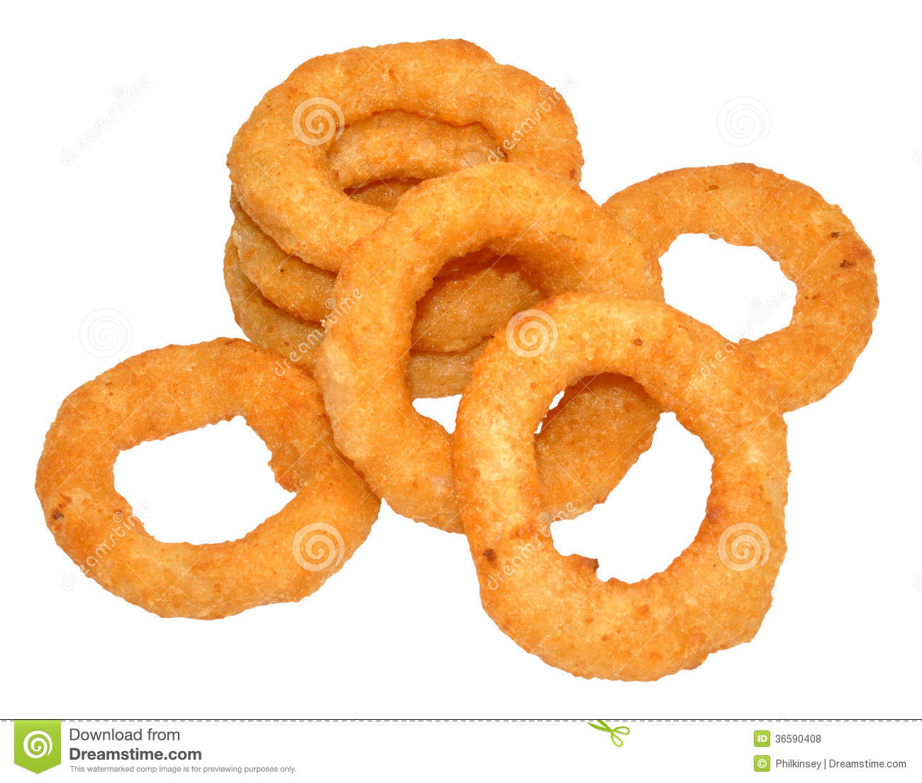 A And W Onion Rings Calories