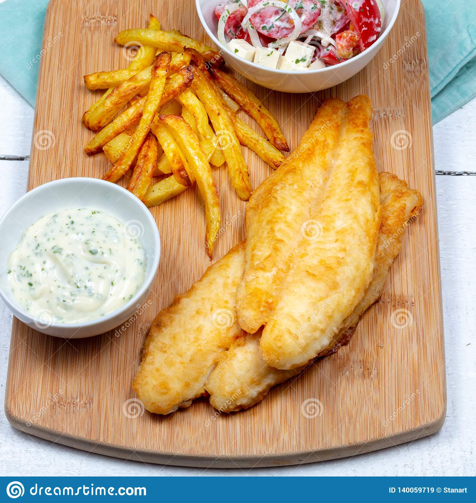 Fried Pangasius Basa Fish Fillet Swai River Cobbler Bocourti With