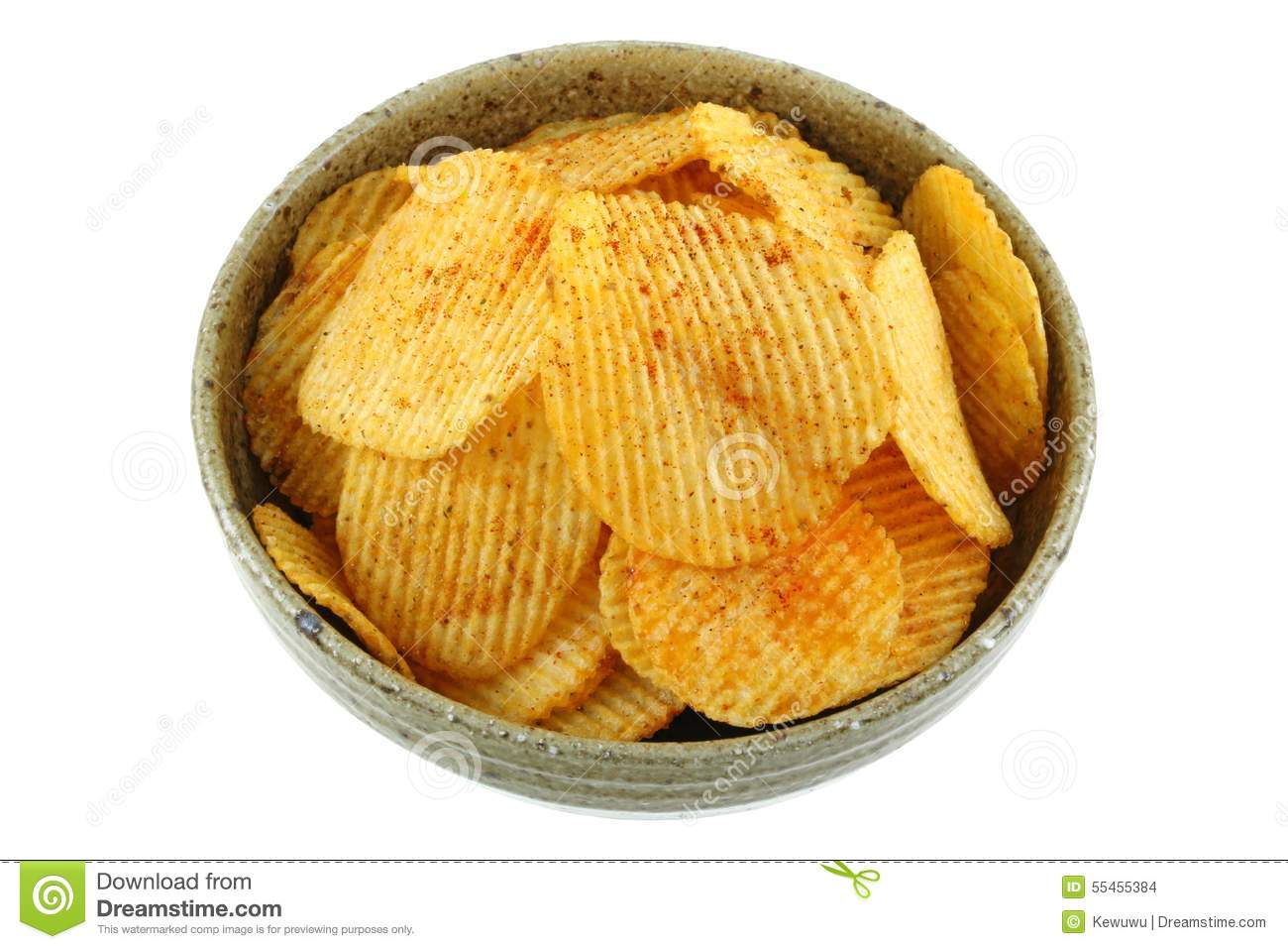 how to make fried potato chips