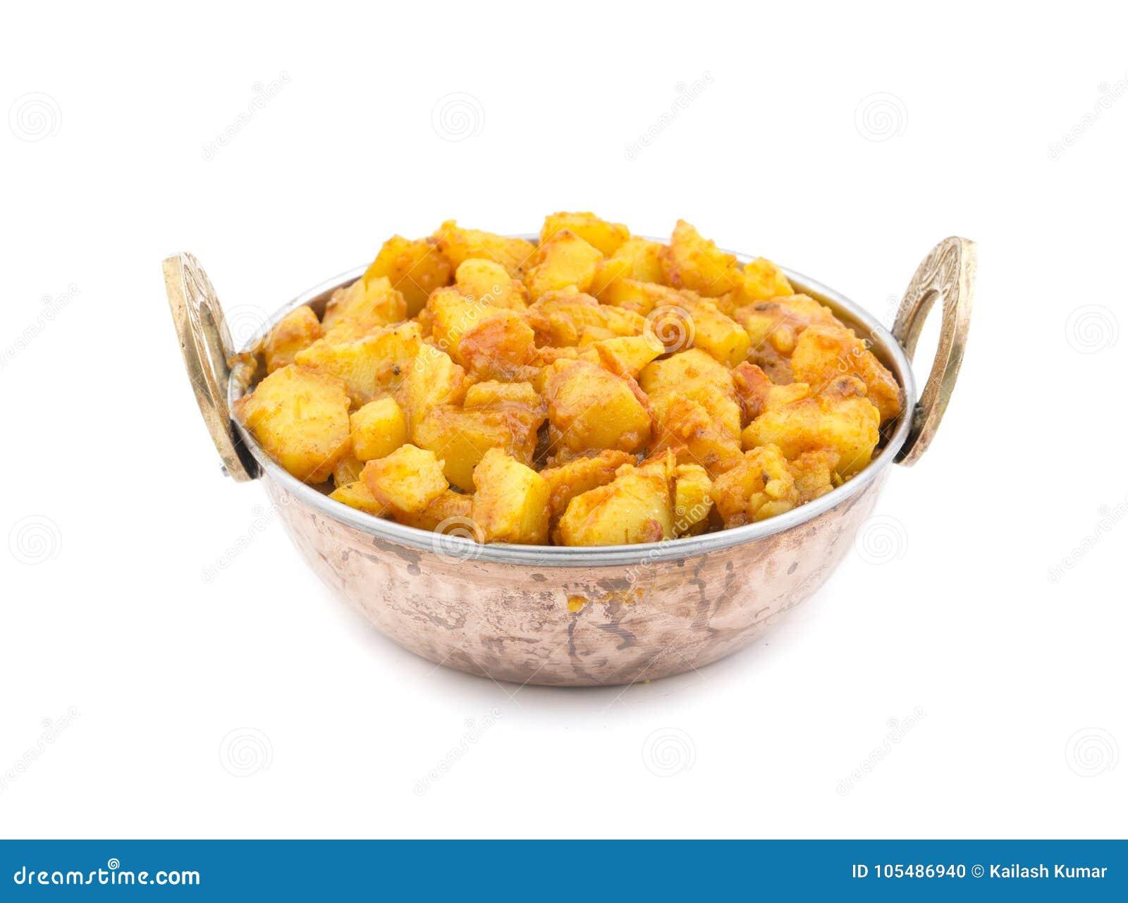 Fried Potato Vegetable
