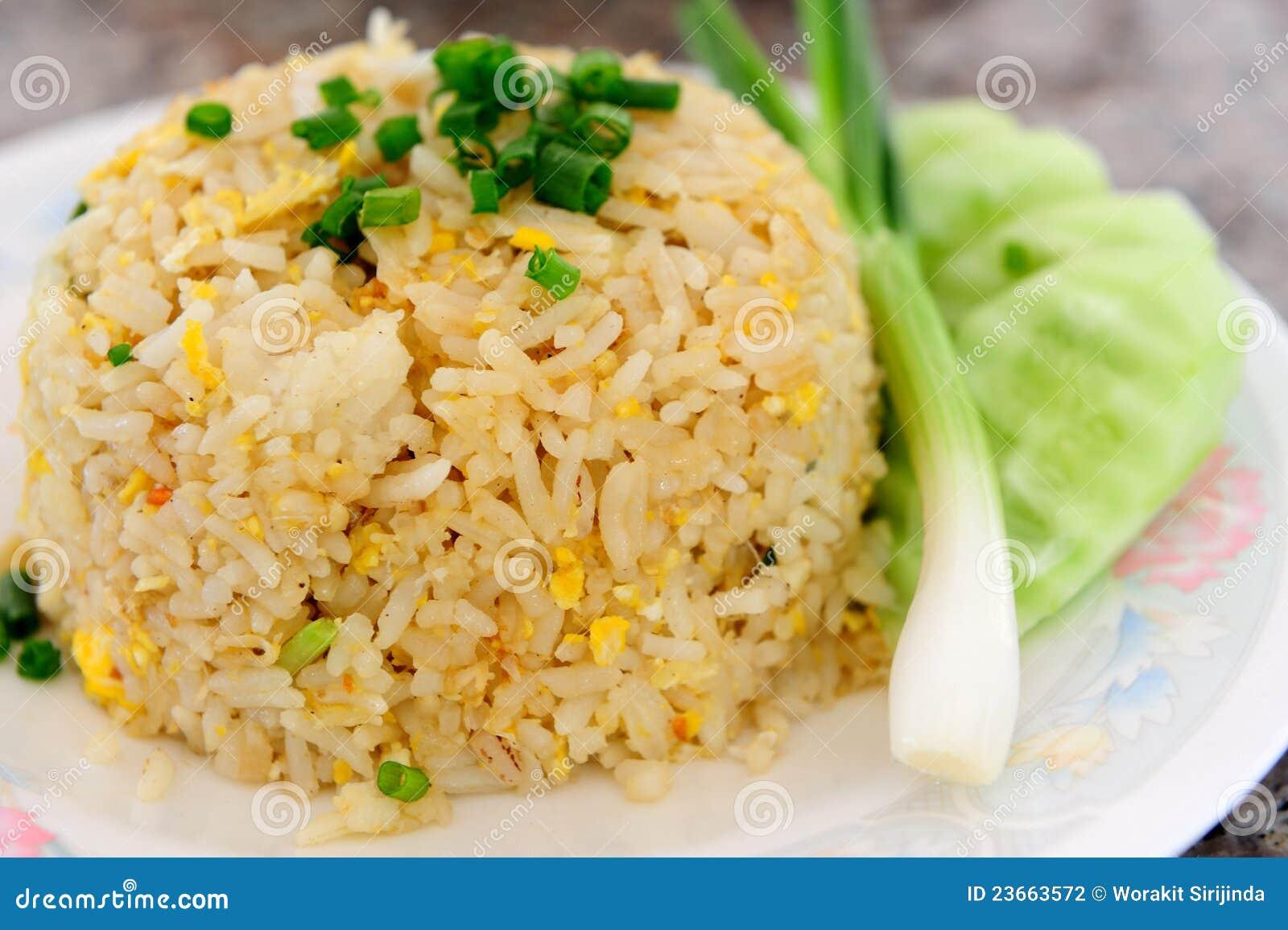 thai style fried rice thai style fried rice recipe food to love thai ...