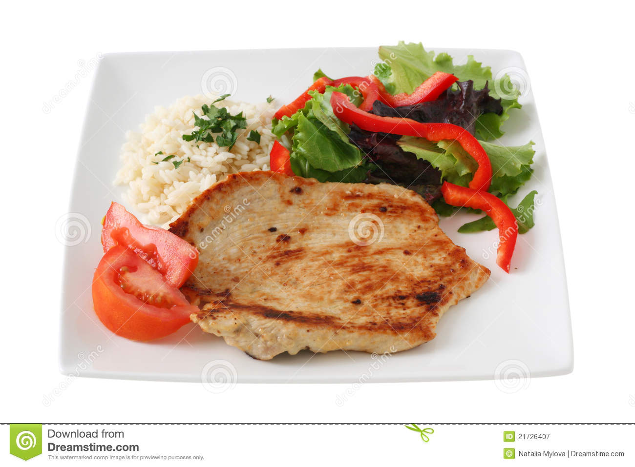 sandwich salad turkey rice salad recipe dishmaps turkey rice salad ...