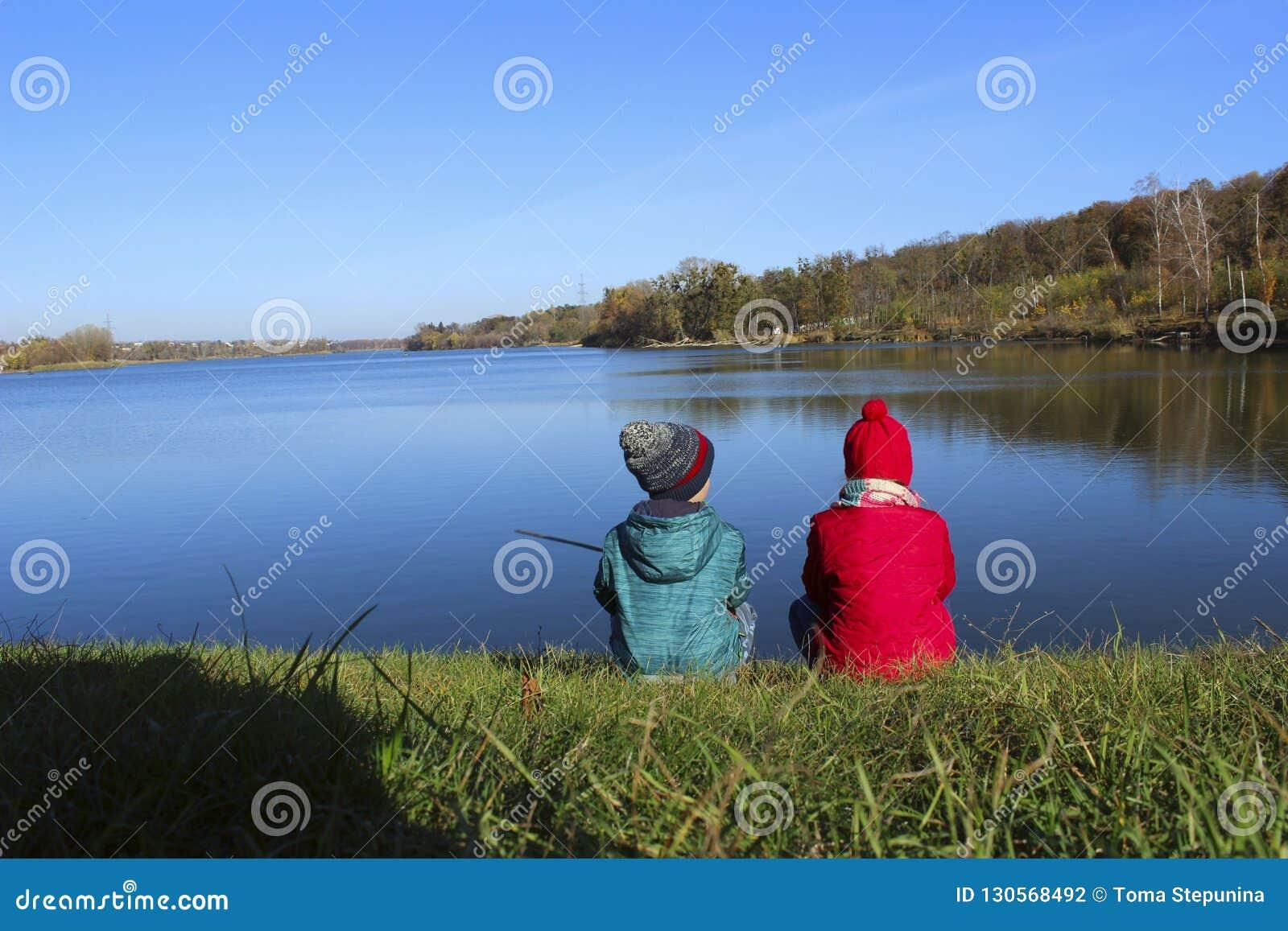 Friendly Family, Children, Travel, Family Value Concept. Children Walking.