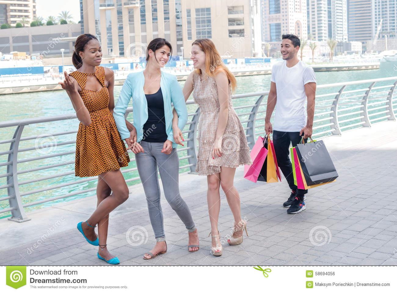 going shopping with friends If you'd like to know if your crush likes you back, use these 10 signs she just wants to be friends as a guide they say that some of the best relationships start out as friendships yes, boyfriends and girlfriends go shopping.