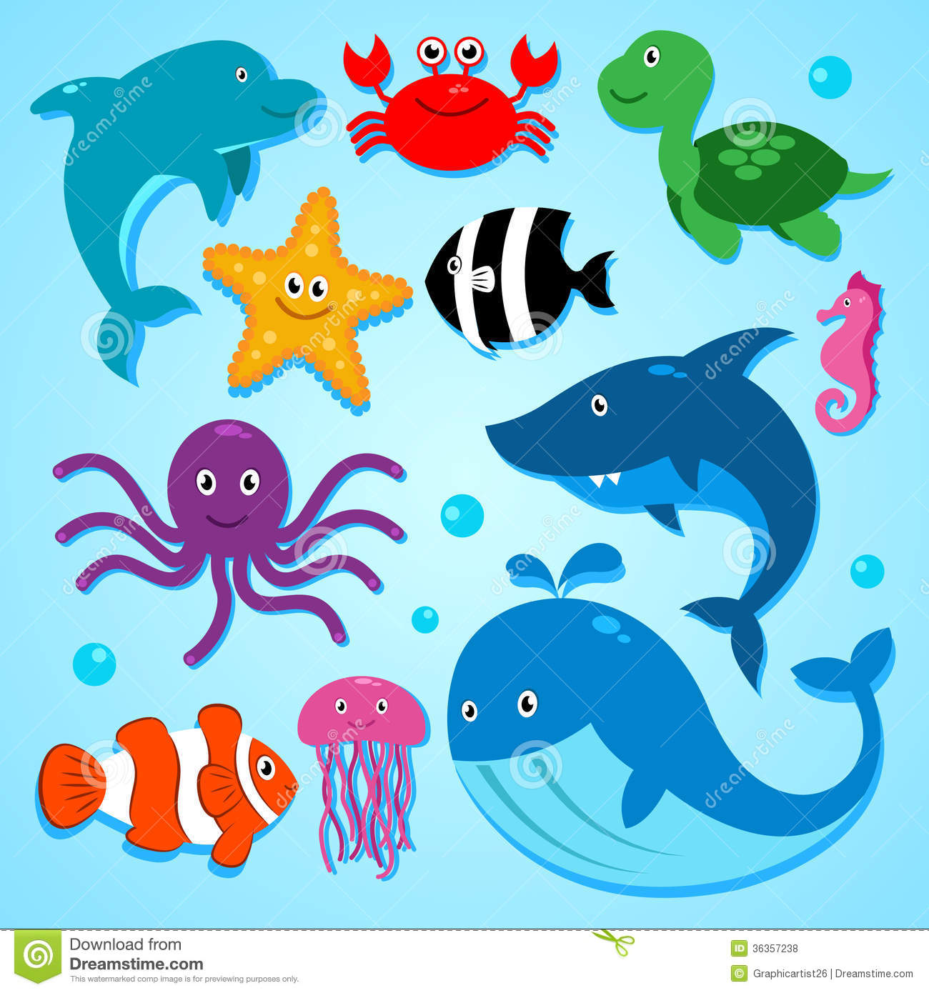 friends from the sea royalty free stock photos image 36357238