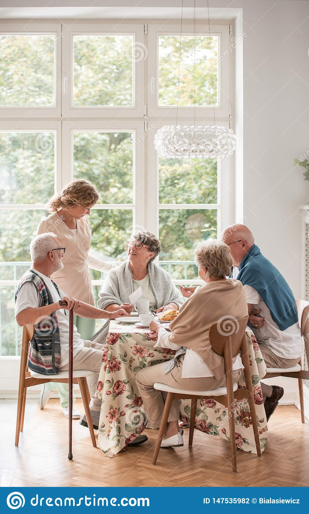 Nursing Home Dining Room Photos Free Royalty Free Stock Photos From Dreamstime