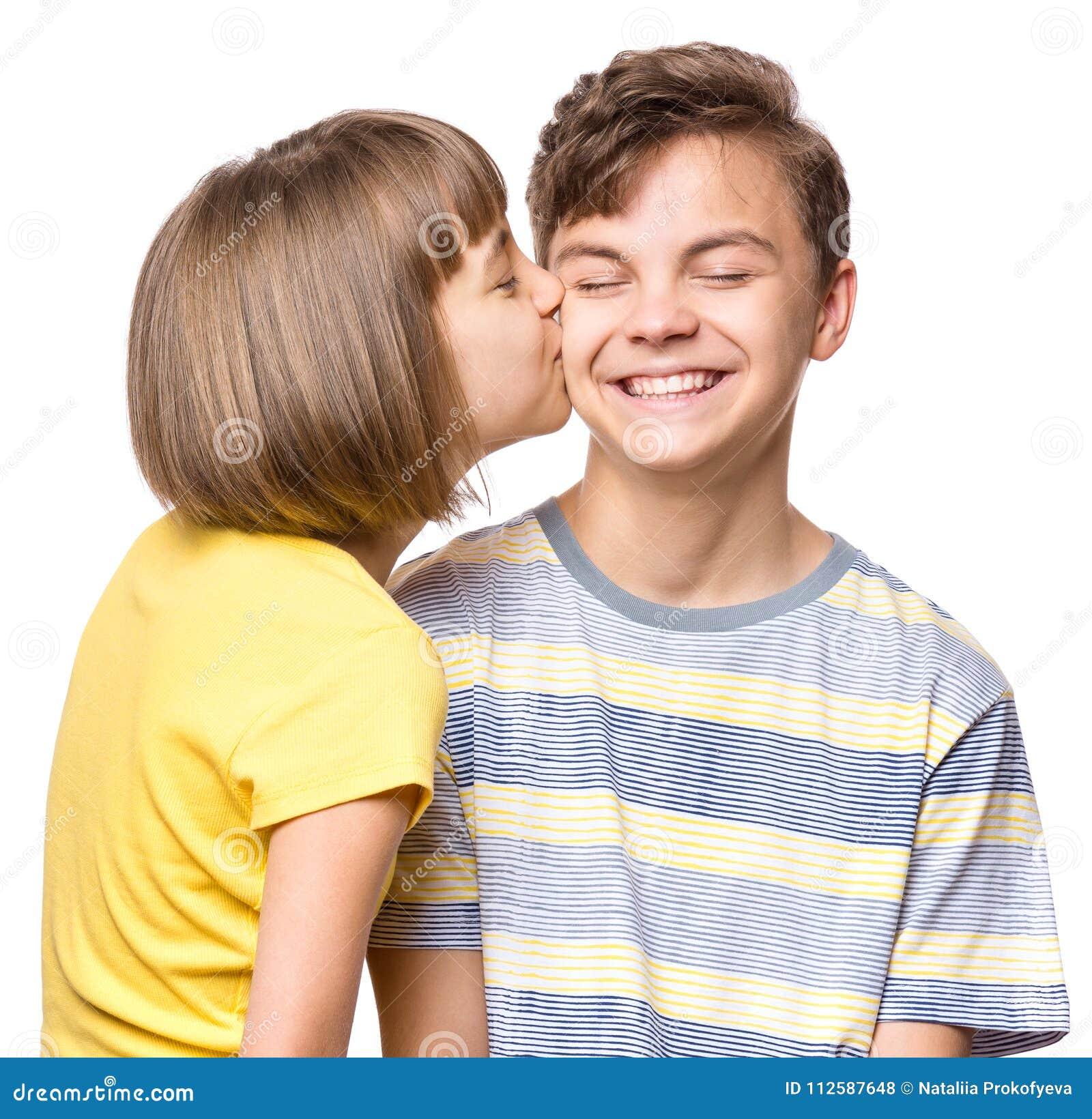 Thanks kissing teens teen