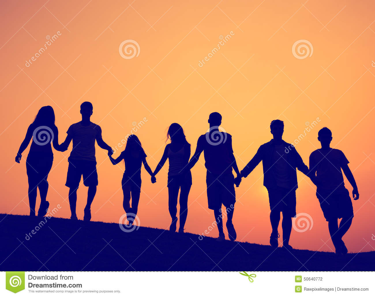 Friendship Togetherness Unity Friends Concept Stock Photo - Image of