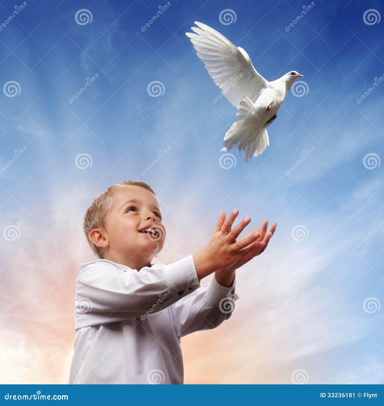 Frihet, fred och andlighet