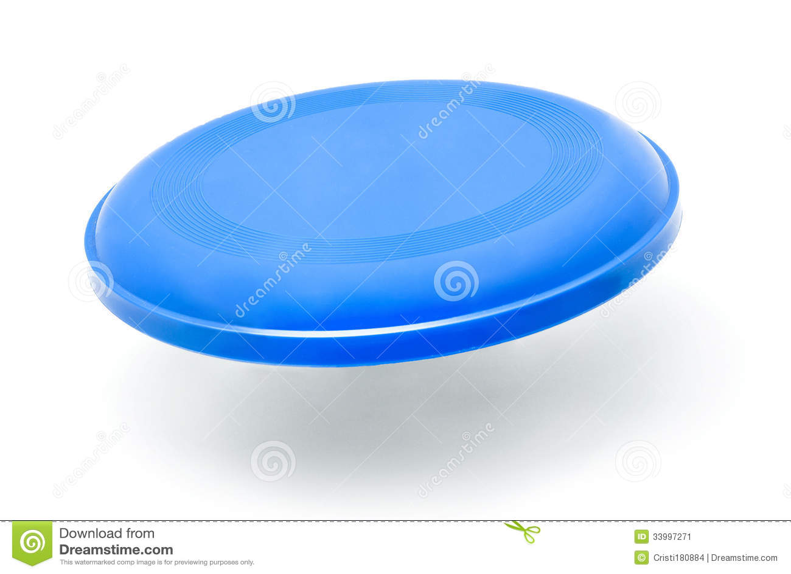 Frisbee Stock Image - Image: 33997271