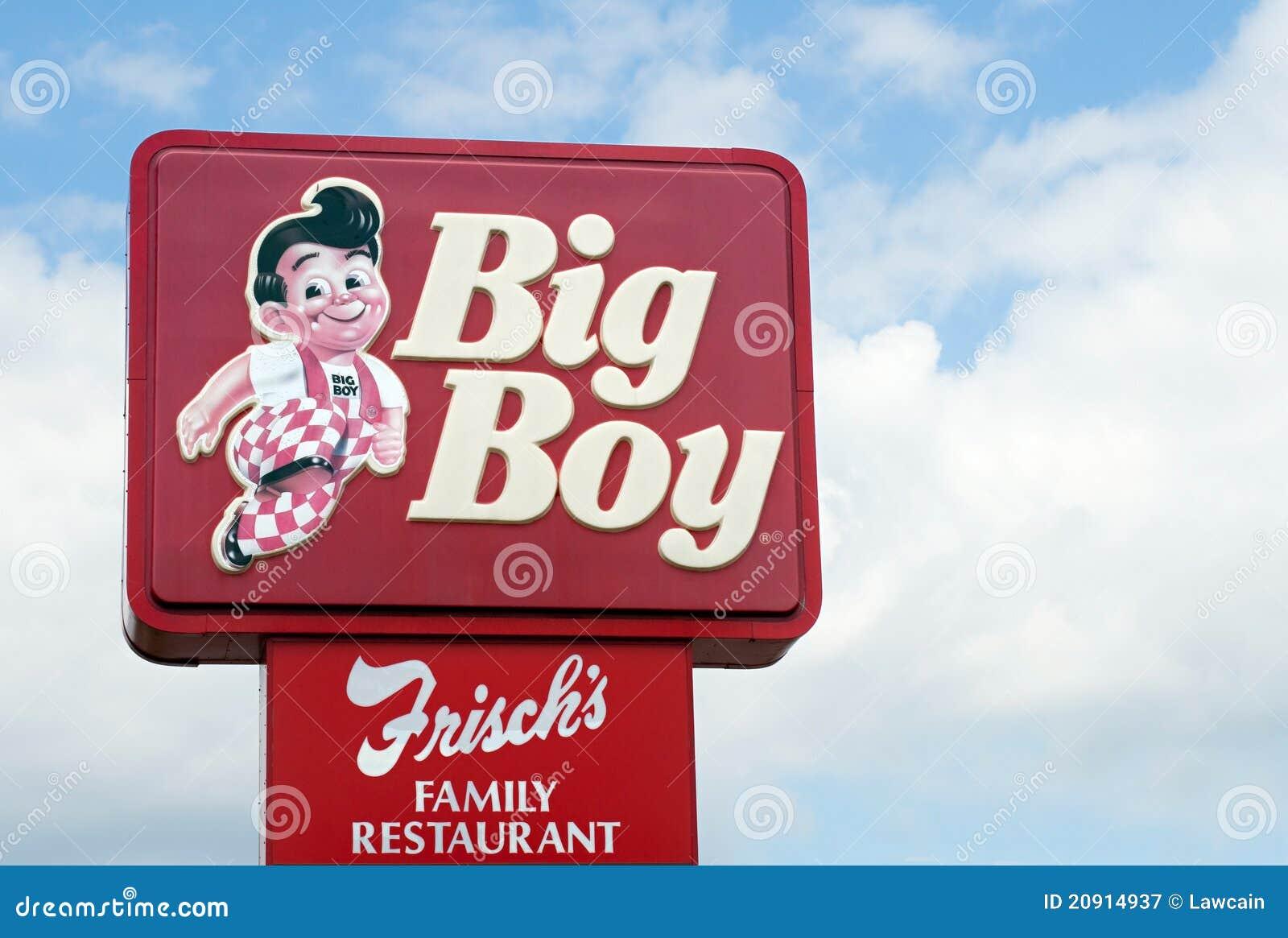 Big Boy Restaurant Orlando Fl
