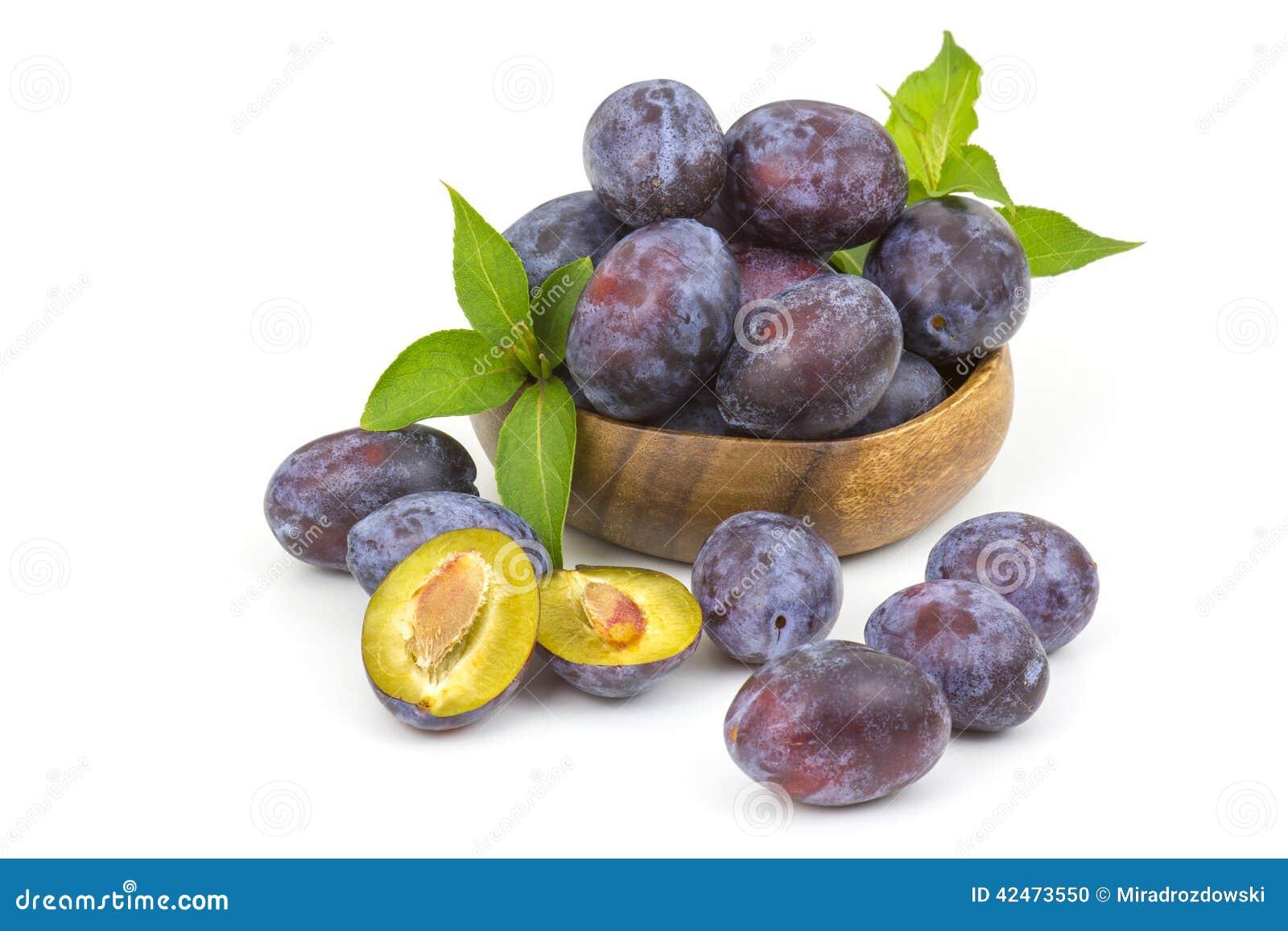 Frische Früchte in einer Schüssel
