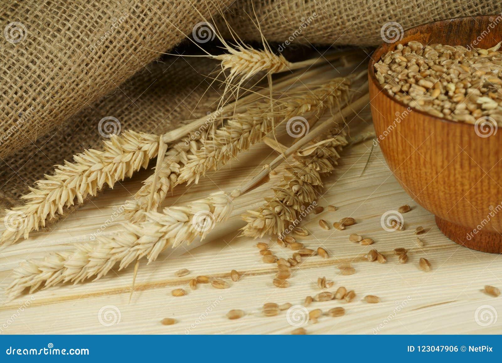 Diät mit Samen im Ohr