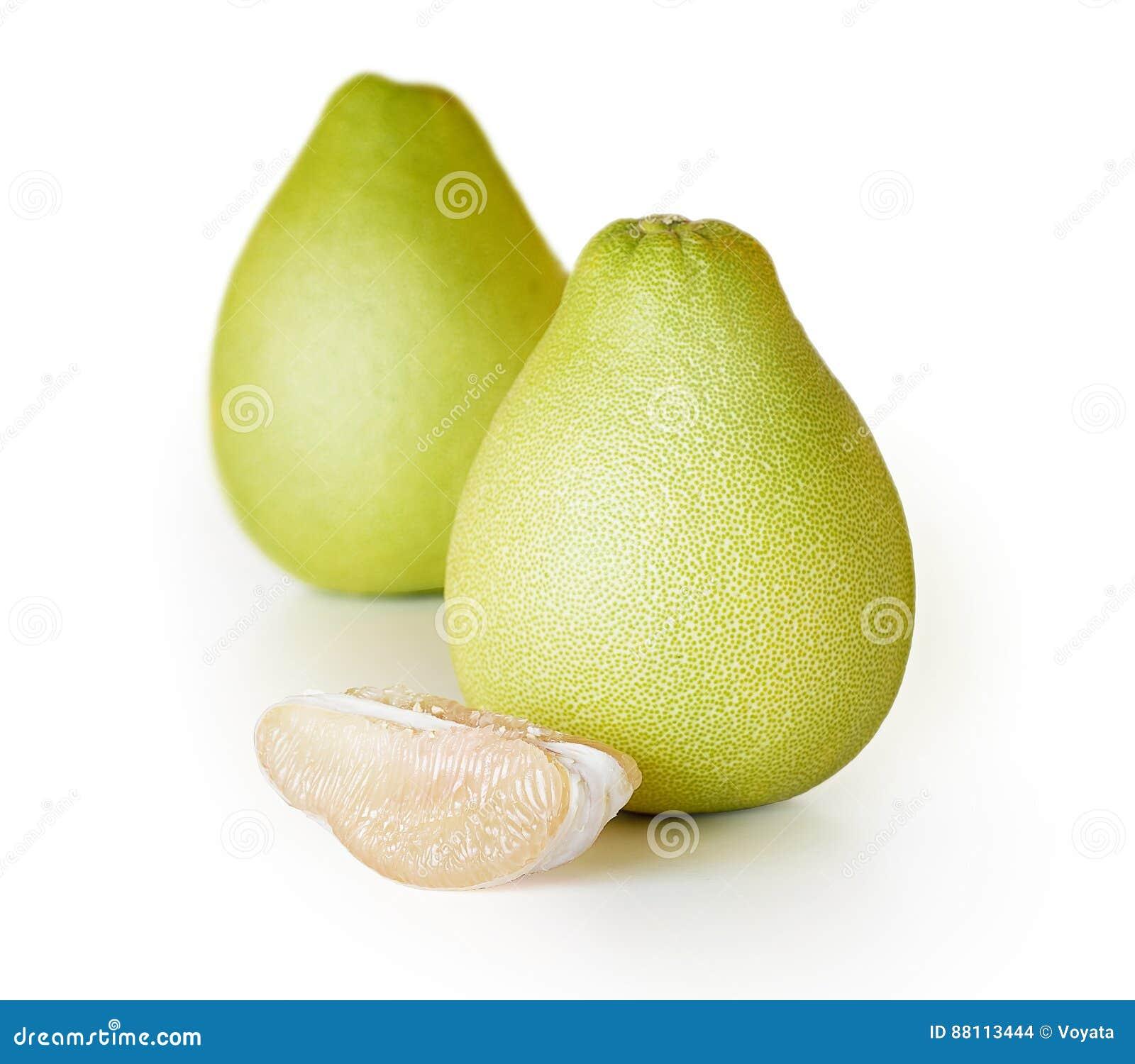 Frische saftige Pampelmusenfrucht