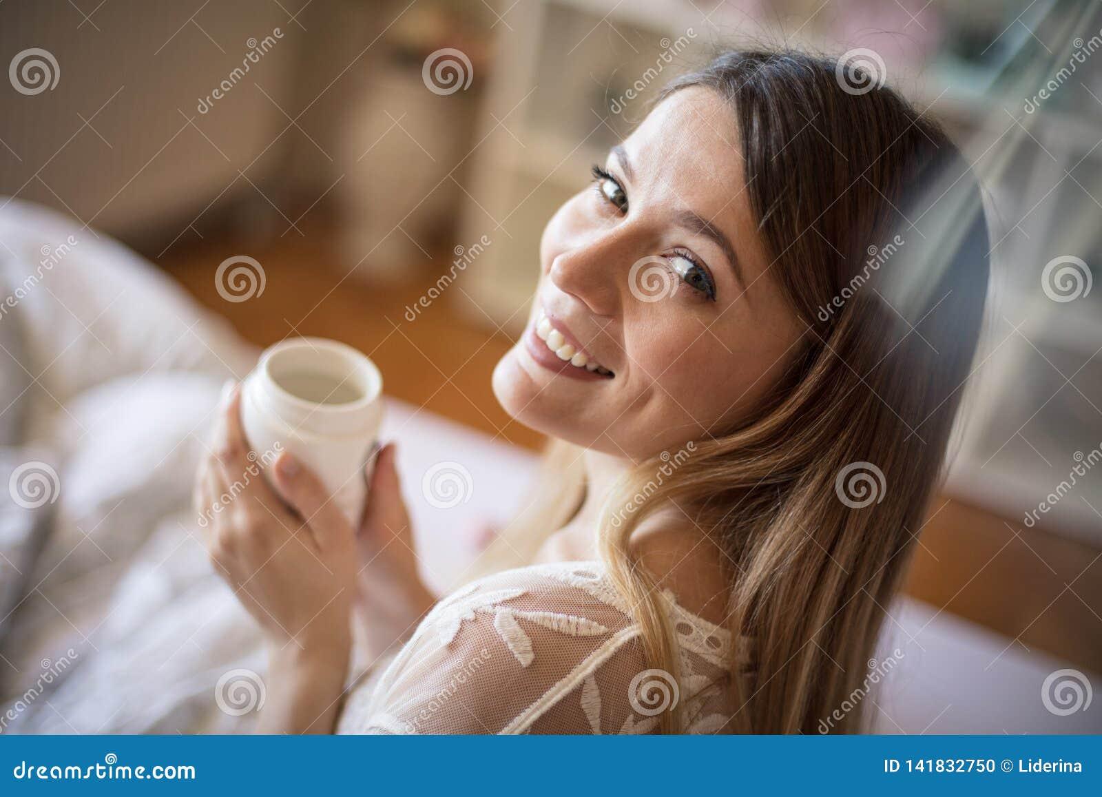 Frischer Kaffee für guten Morgen