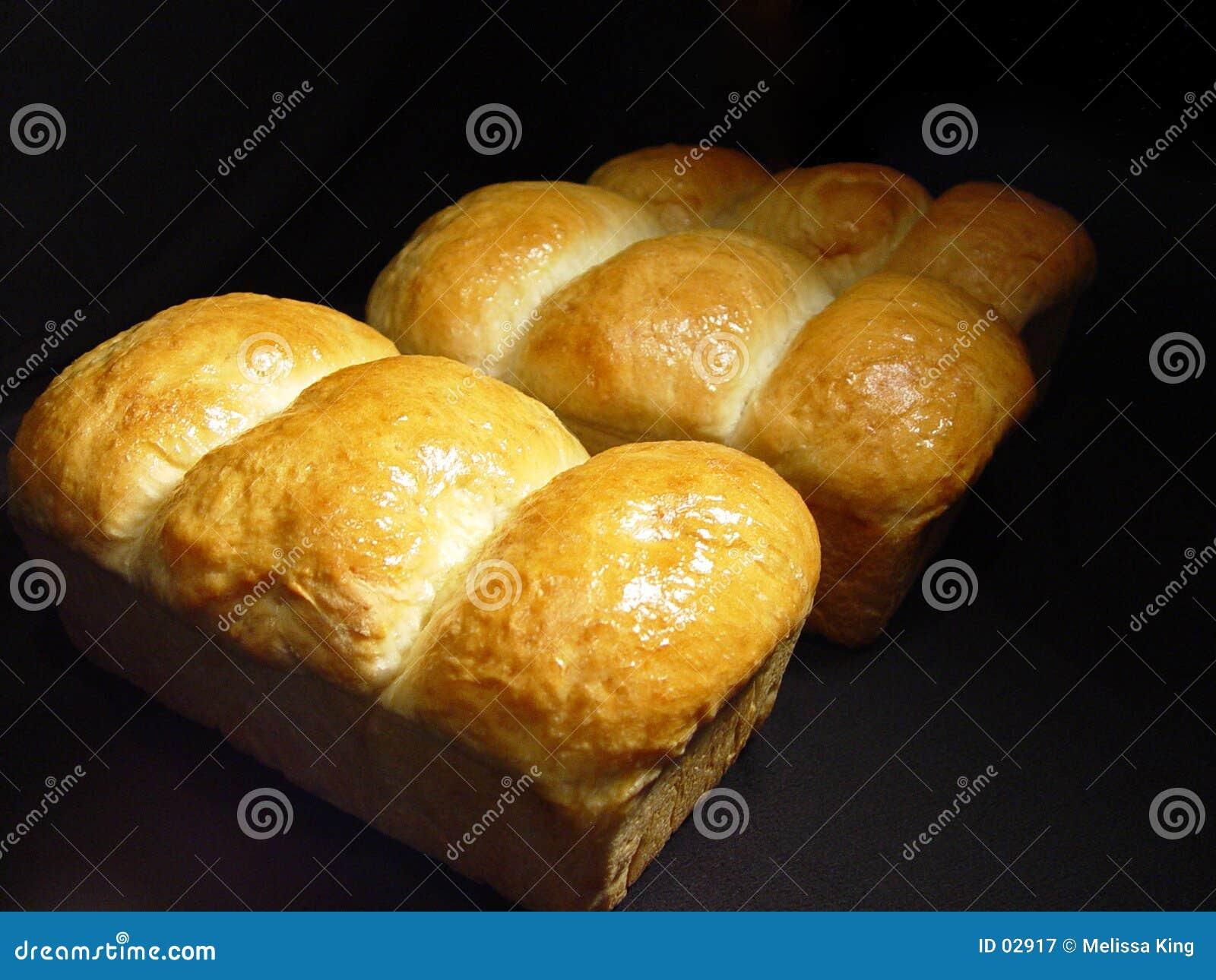 Frisches selbst gemachtes Brot
