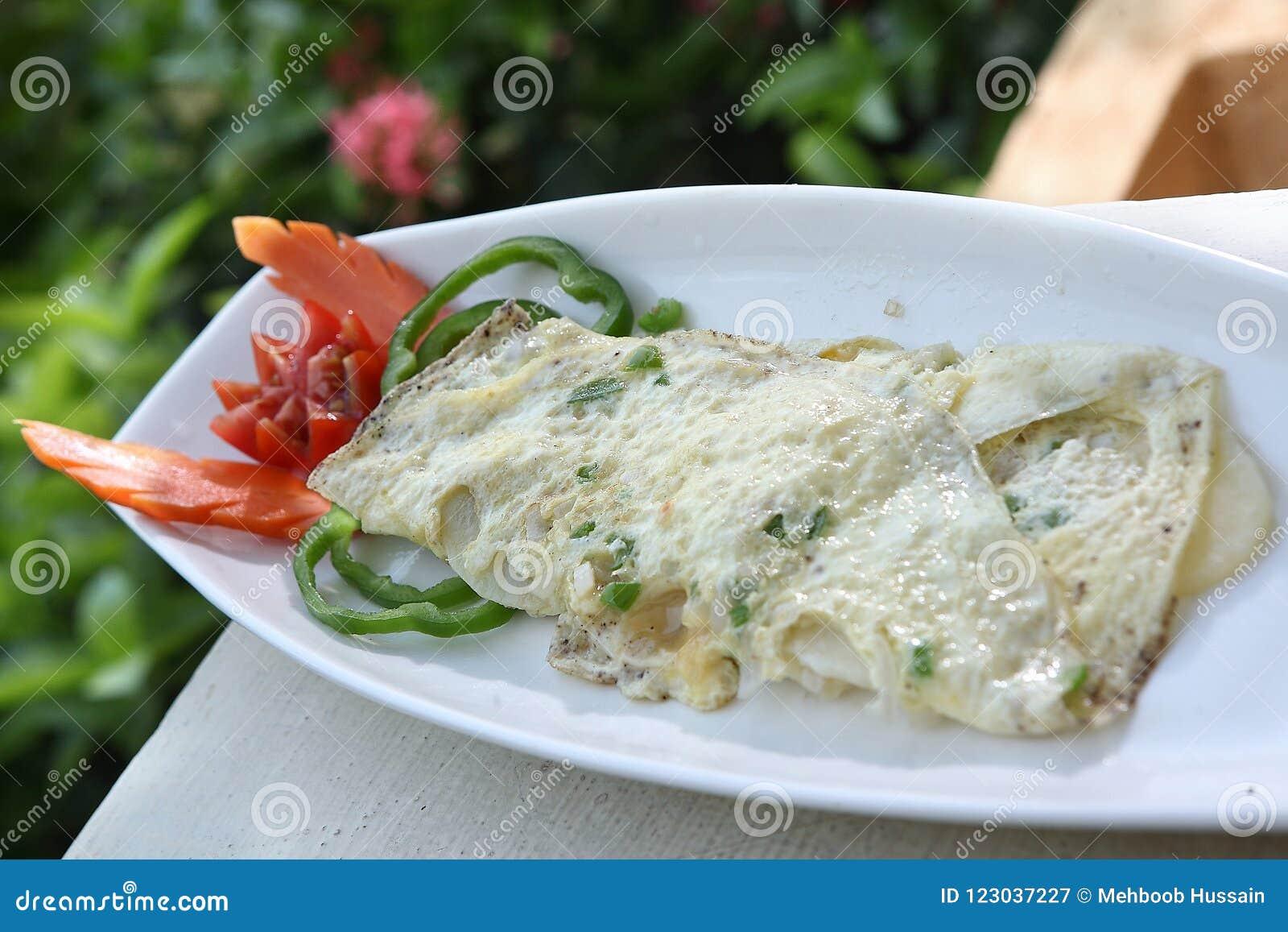Frittata de ka d Aloo, Potato de Frittata, omelette d Italien de pomme de terre