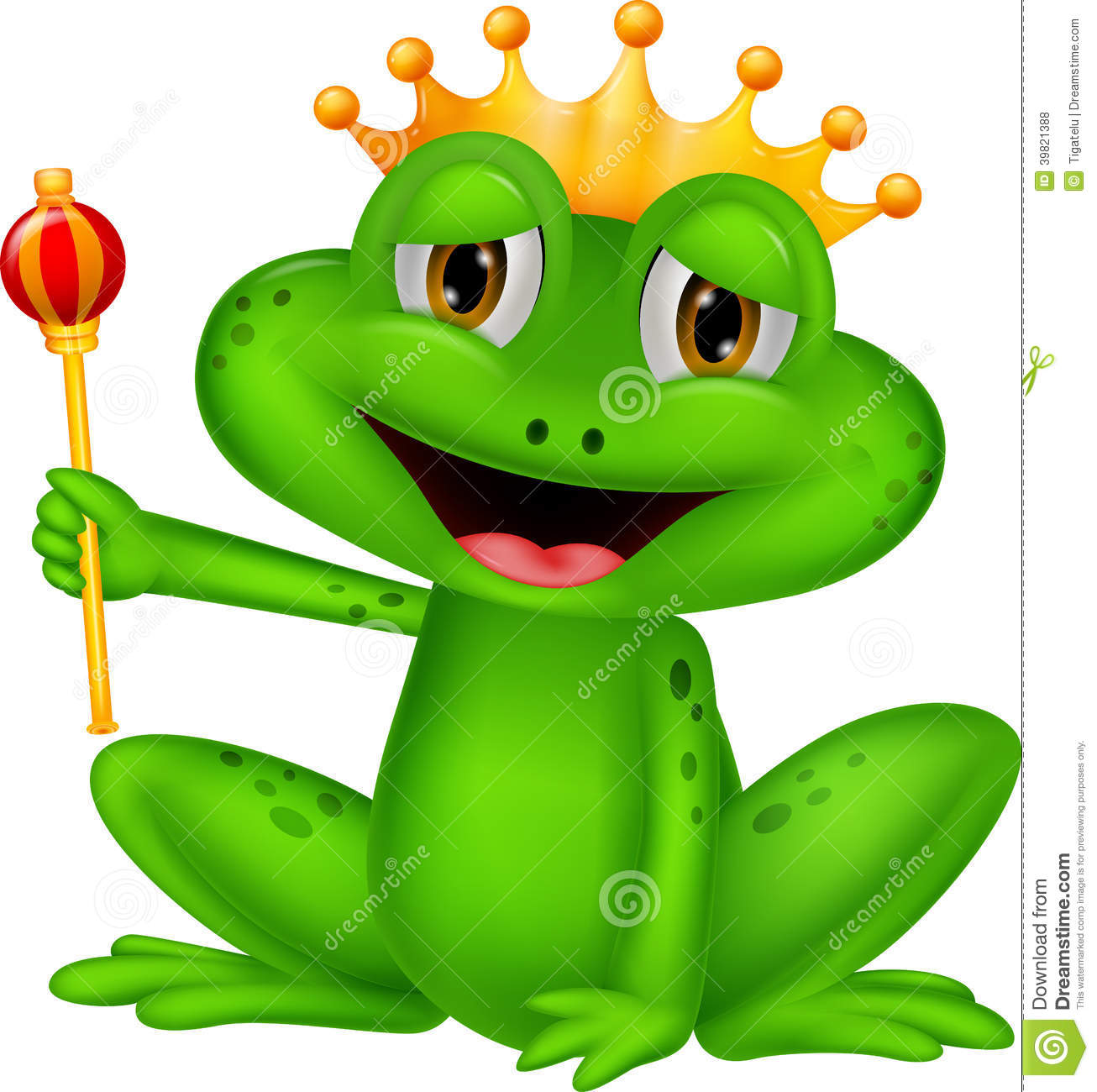 frog king cartoon stock vector illustration of charming cute baby frog clipart cute frog clipart free