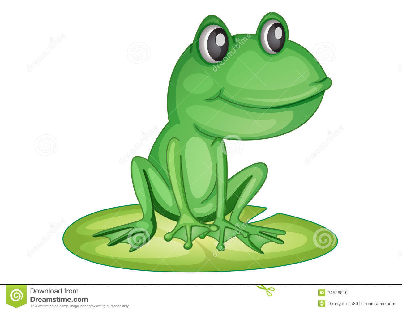 Displaying 19> Images For - Cartoon Frog On Lily Pad...