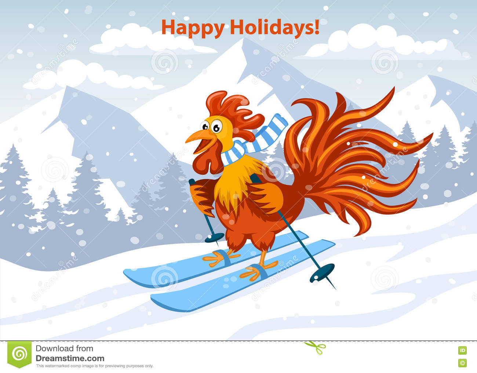 Frohe Feiertage Frohe Weihnachten Und Guten Rutsch Ins Neue Jahr