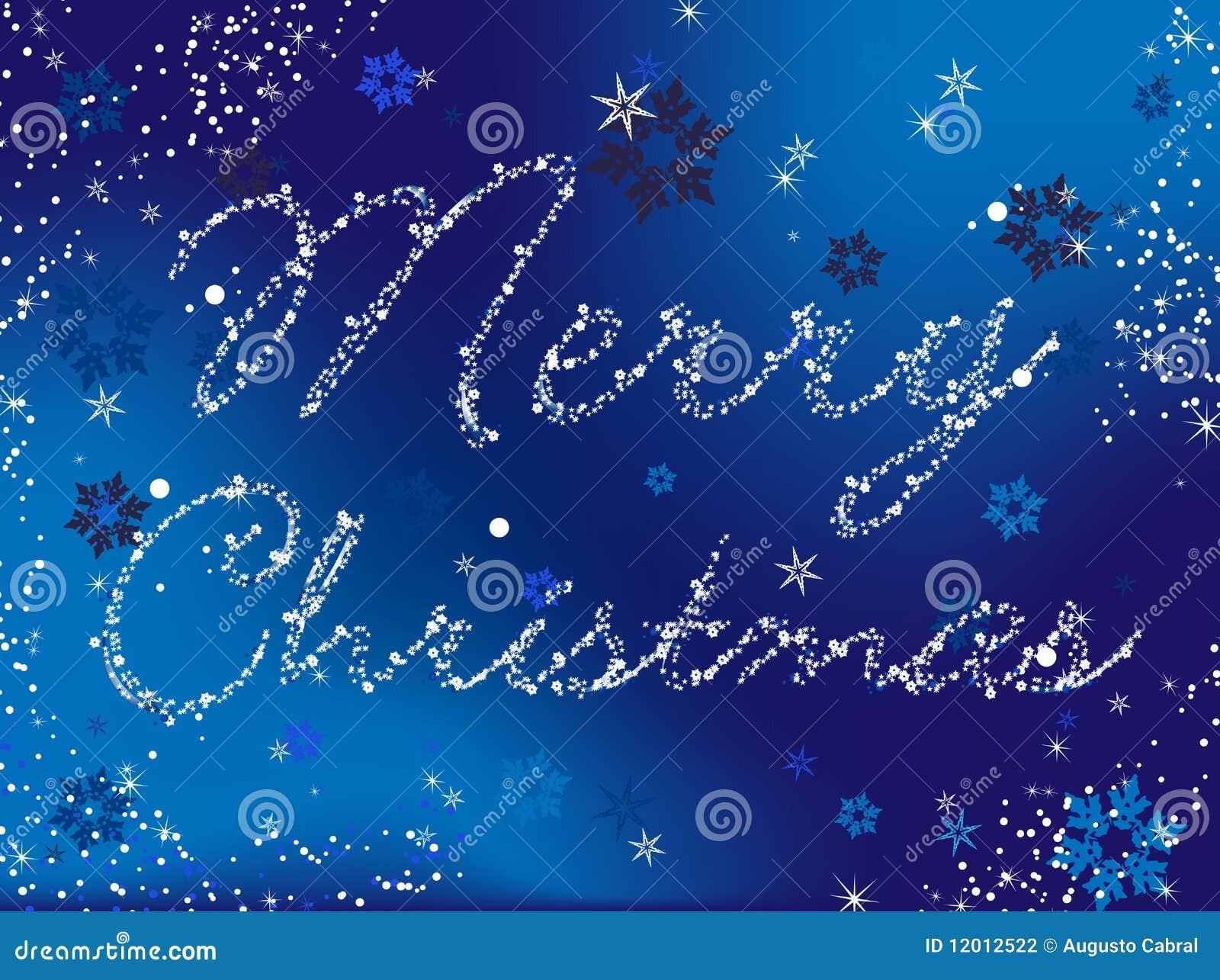 frohe weihnacht blau stockfotografie bild 12012522. Black Bedroom Furniture Sets. Home Design Ideas