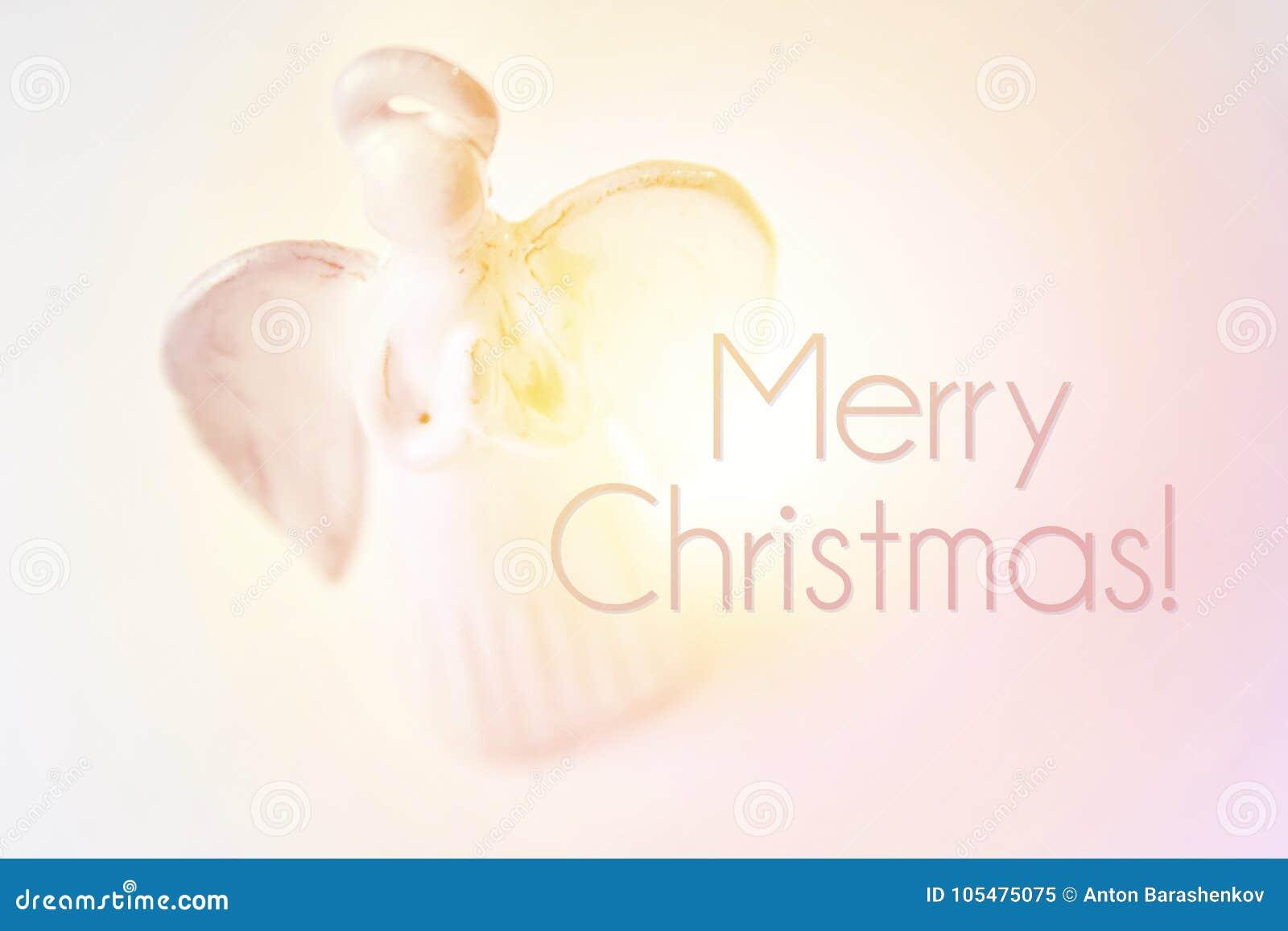 Frohe Weihnacht-Geschenk-Karte
