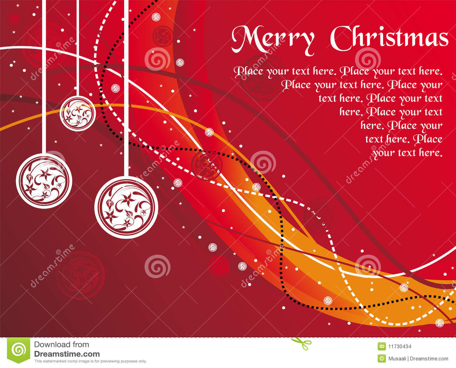 frohe weihnacht hintergrund stockbilder bild 11730434. Black Bedroom Furniture Sets. Home Design Ideas