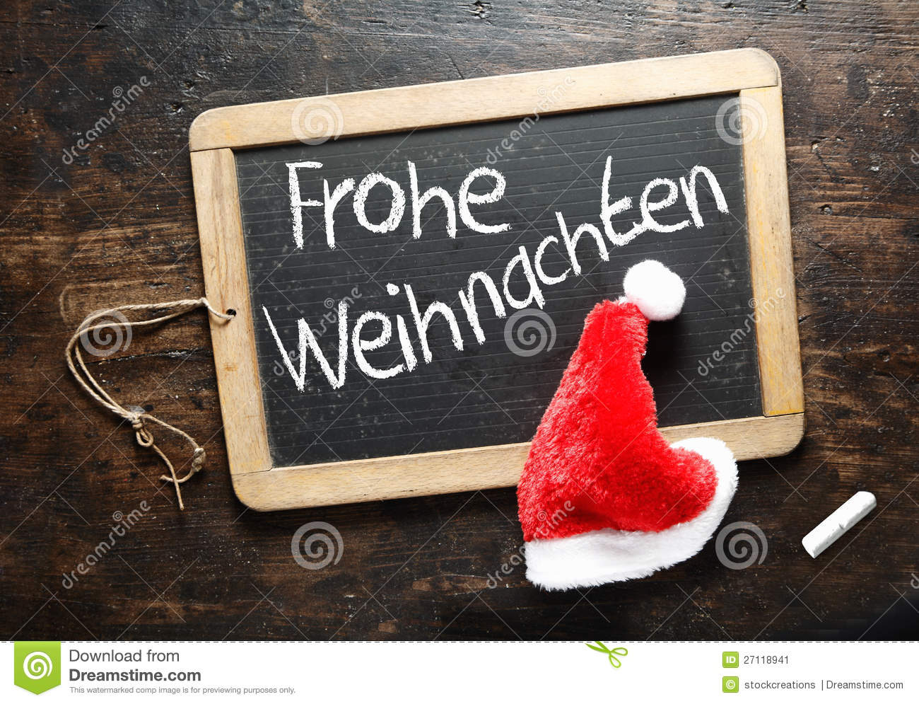 frohe weihnachten christmas greeting stock image image. Black Bedroom Furniture Sets. Home Design Ideas