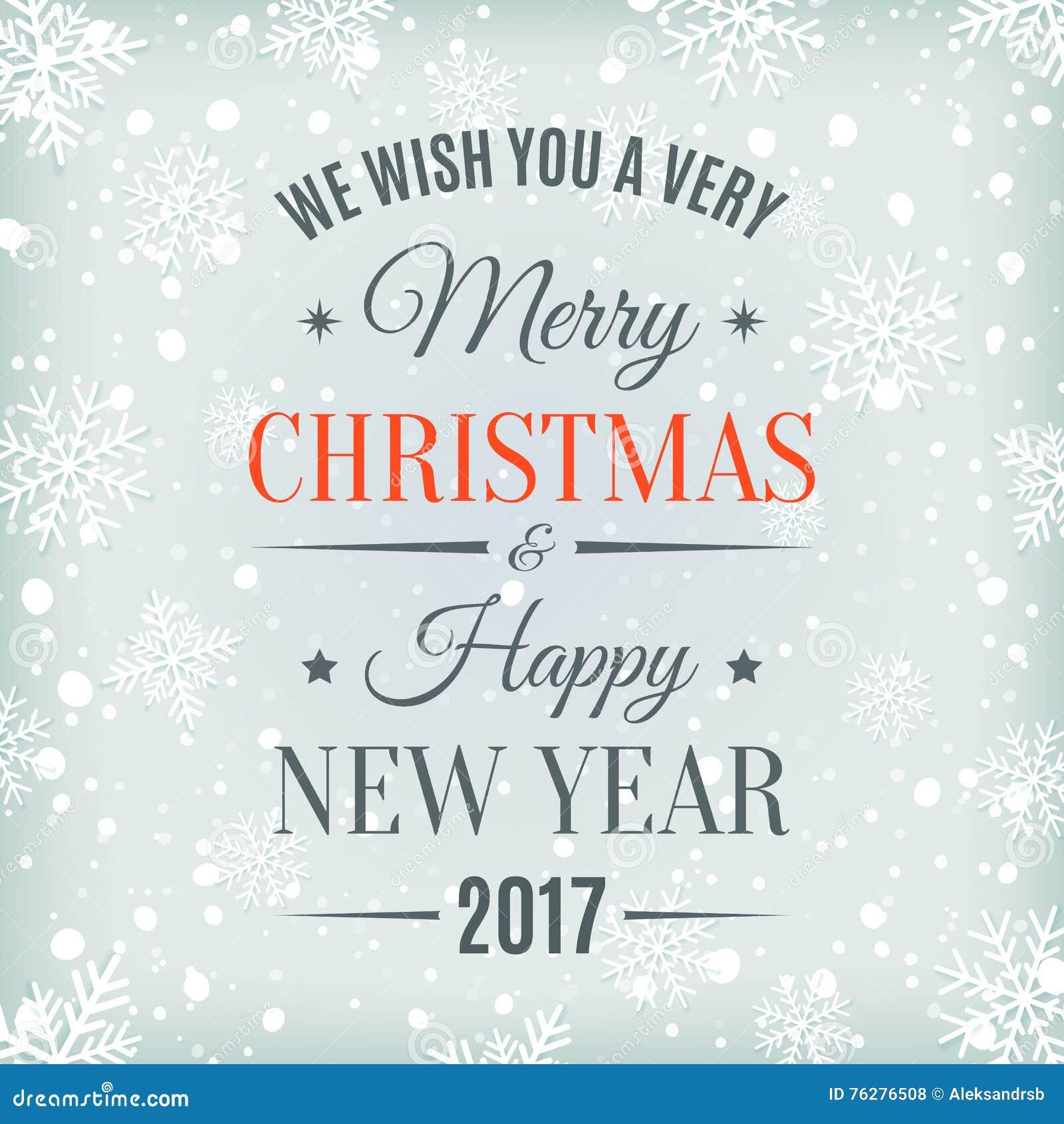 Frohe Weihnachten und guten