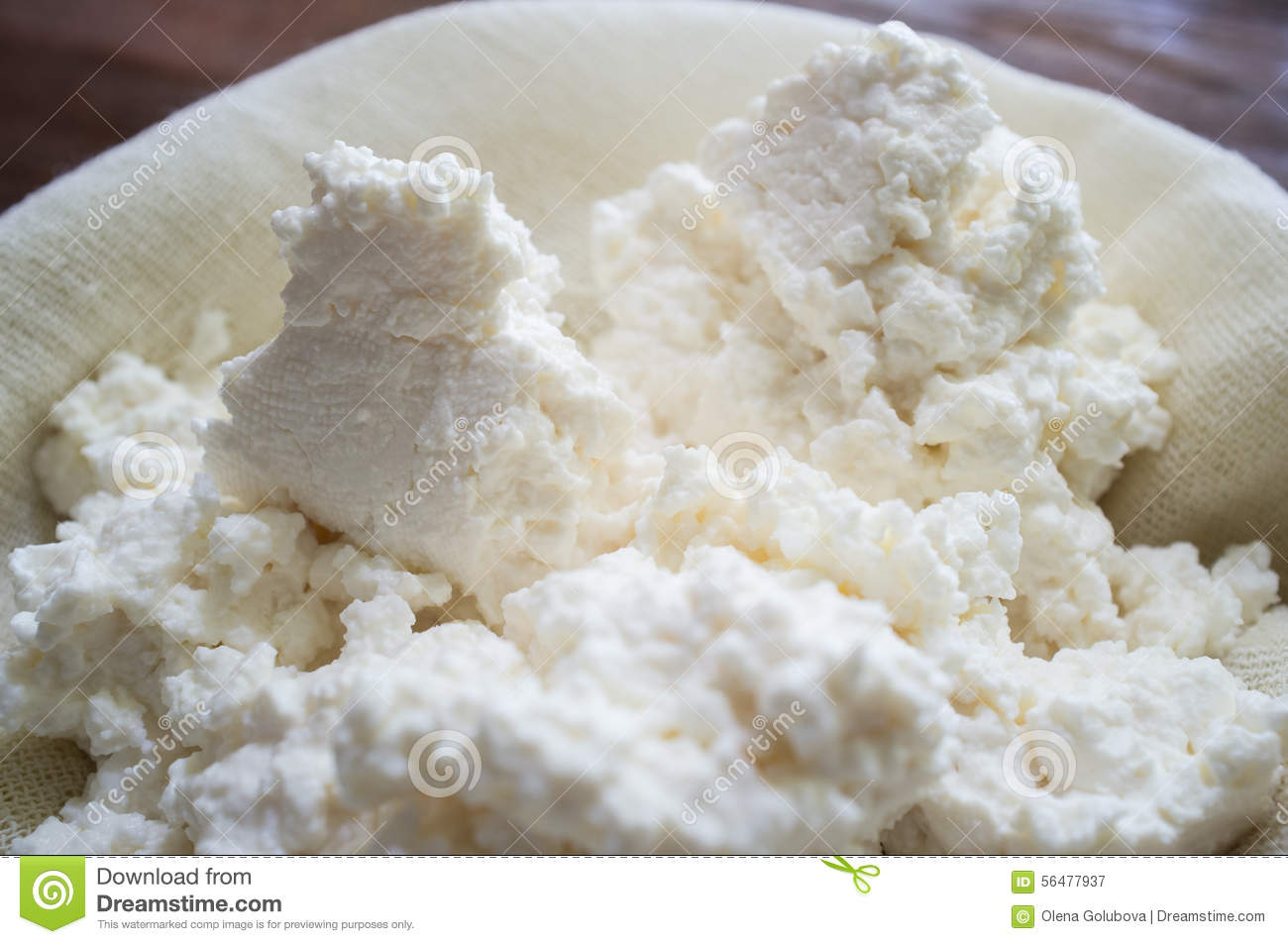 Fromage blanc domestique