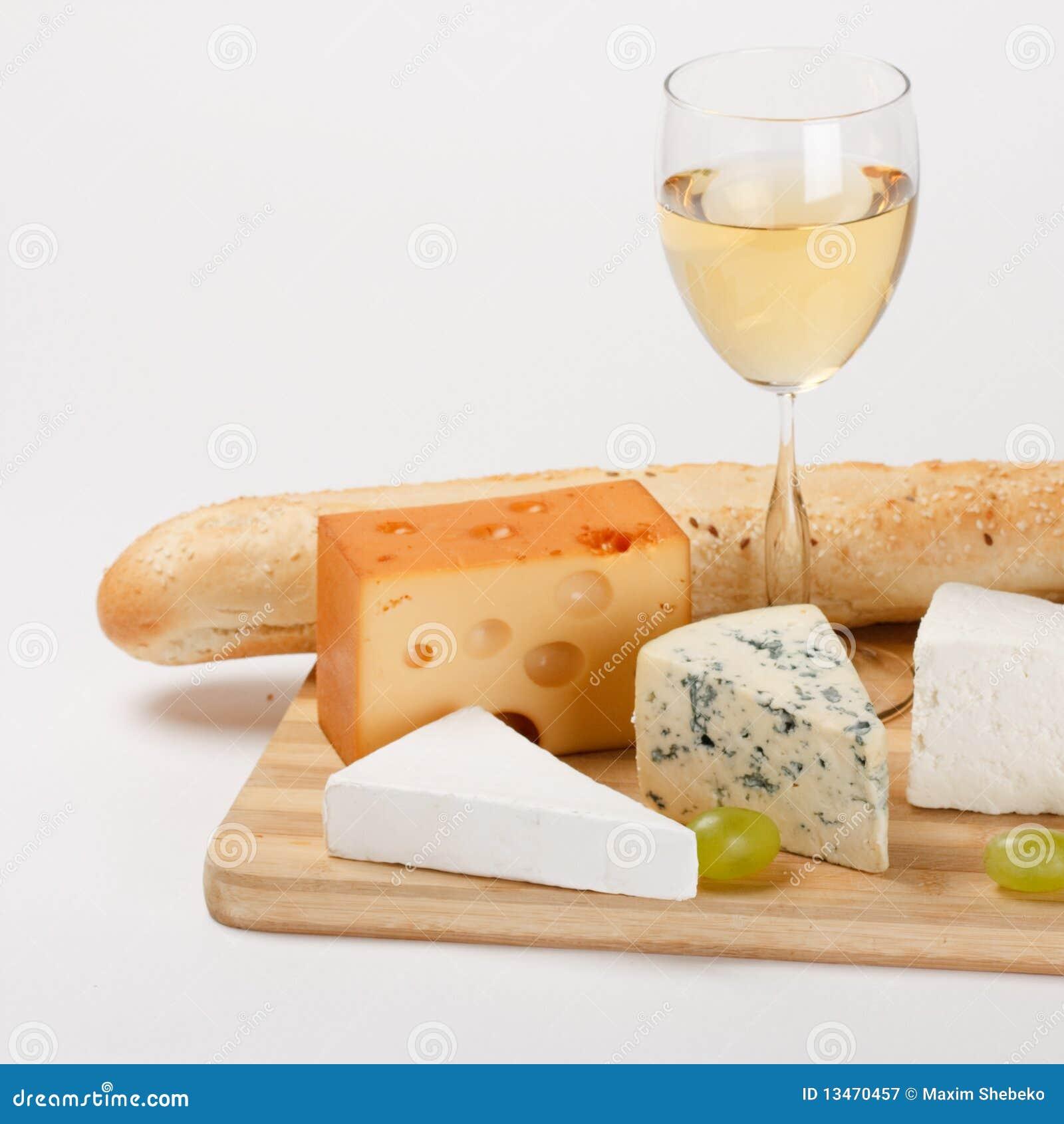 fromage et vin image stock image du panneau laiterie 13470457. Black Bedroom Furniture Sets. Home Design Ideas