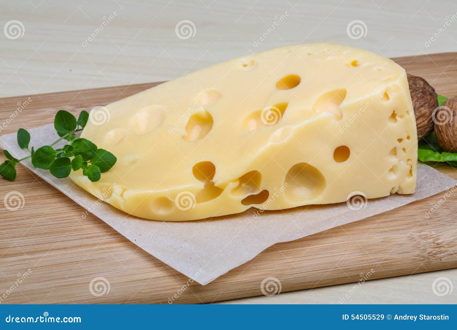 Fromage jaune