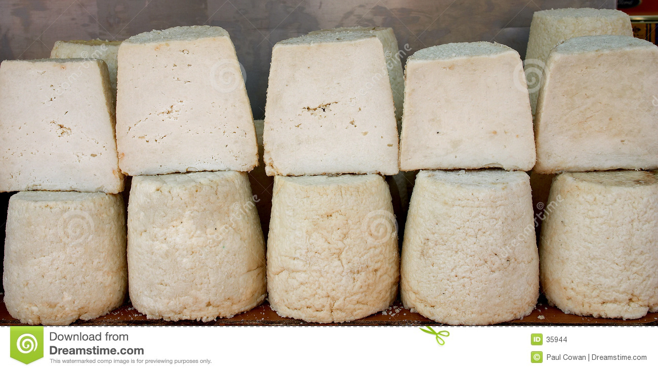 Fromages traditionnels grecs
