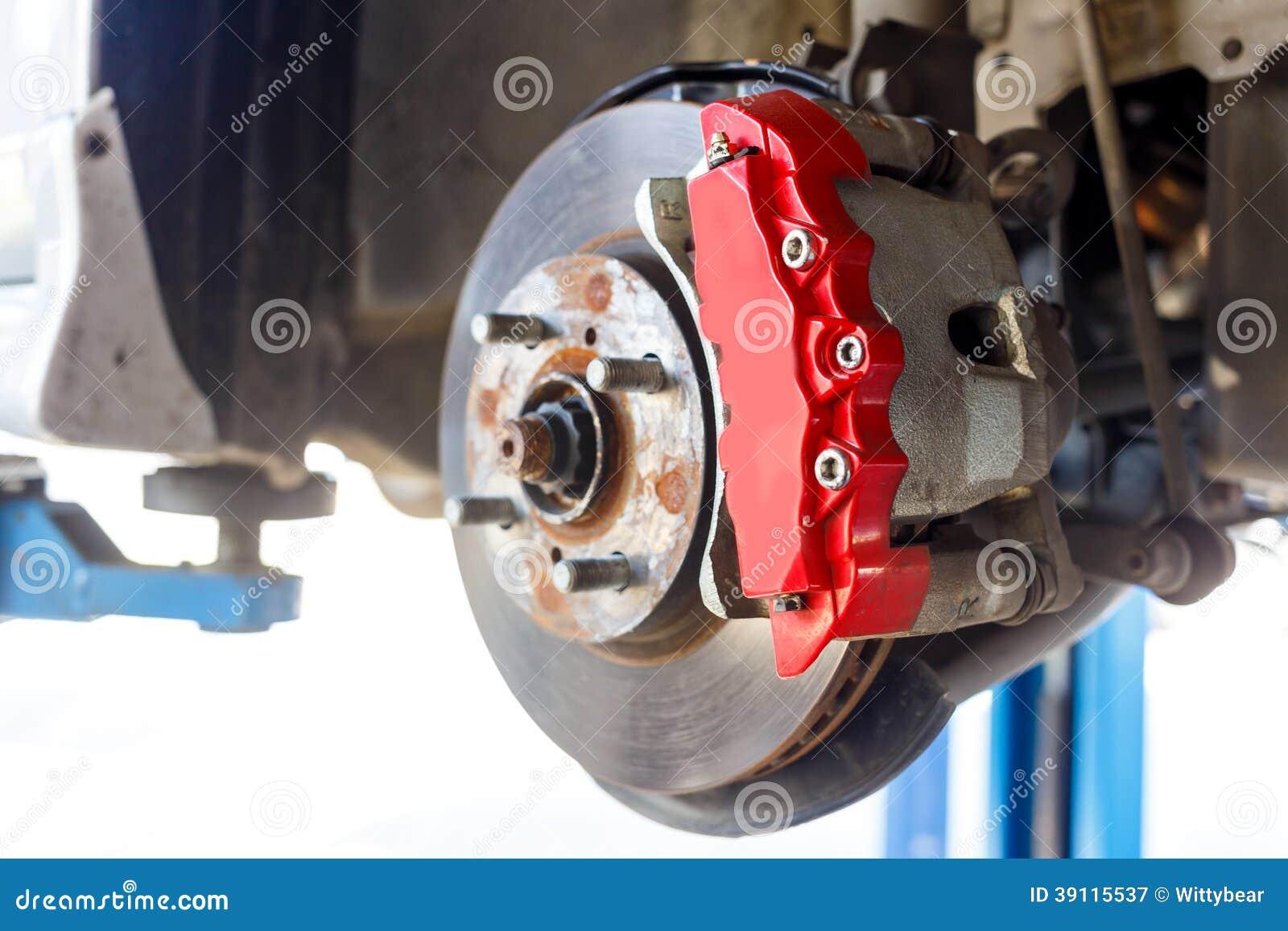 Front Disk-de reparatie van de remassemblage
