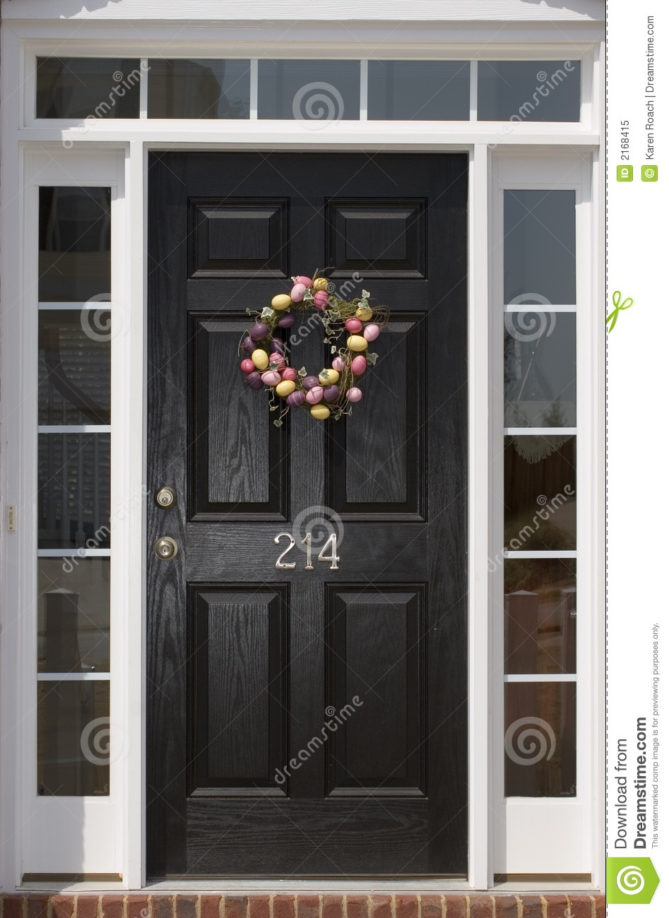 Front Door Royalty Free Stock Photo Image 2168415