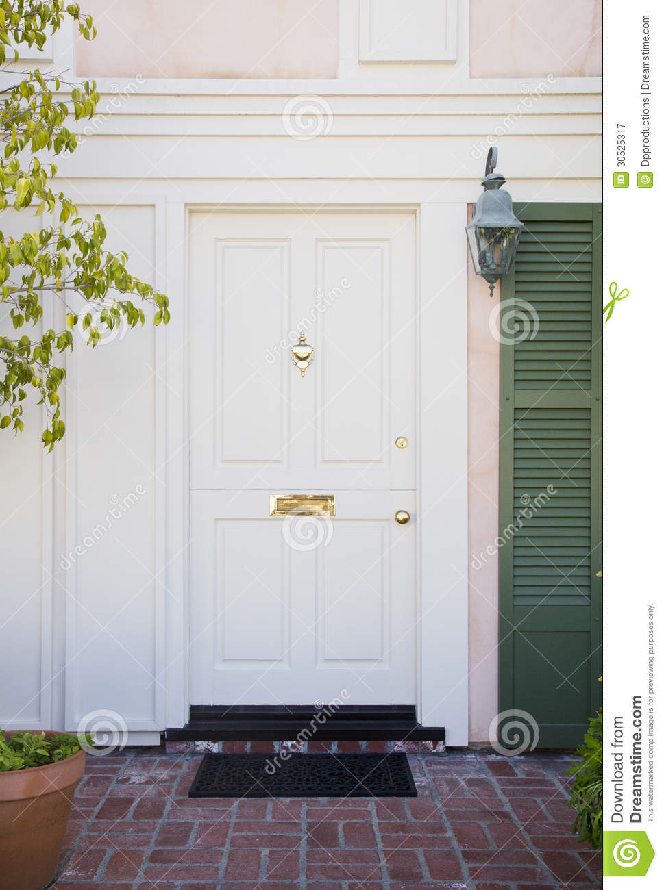 Astonishing Brass Mail Slot Front Door Pictures - Ideas house design ...