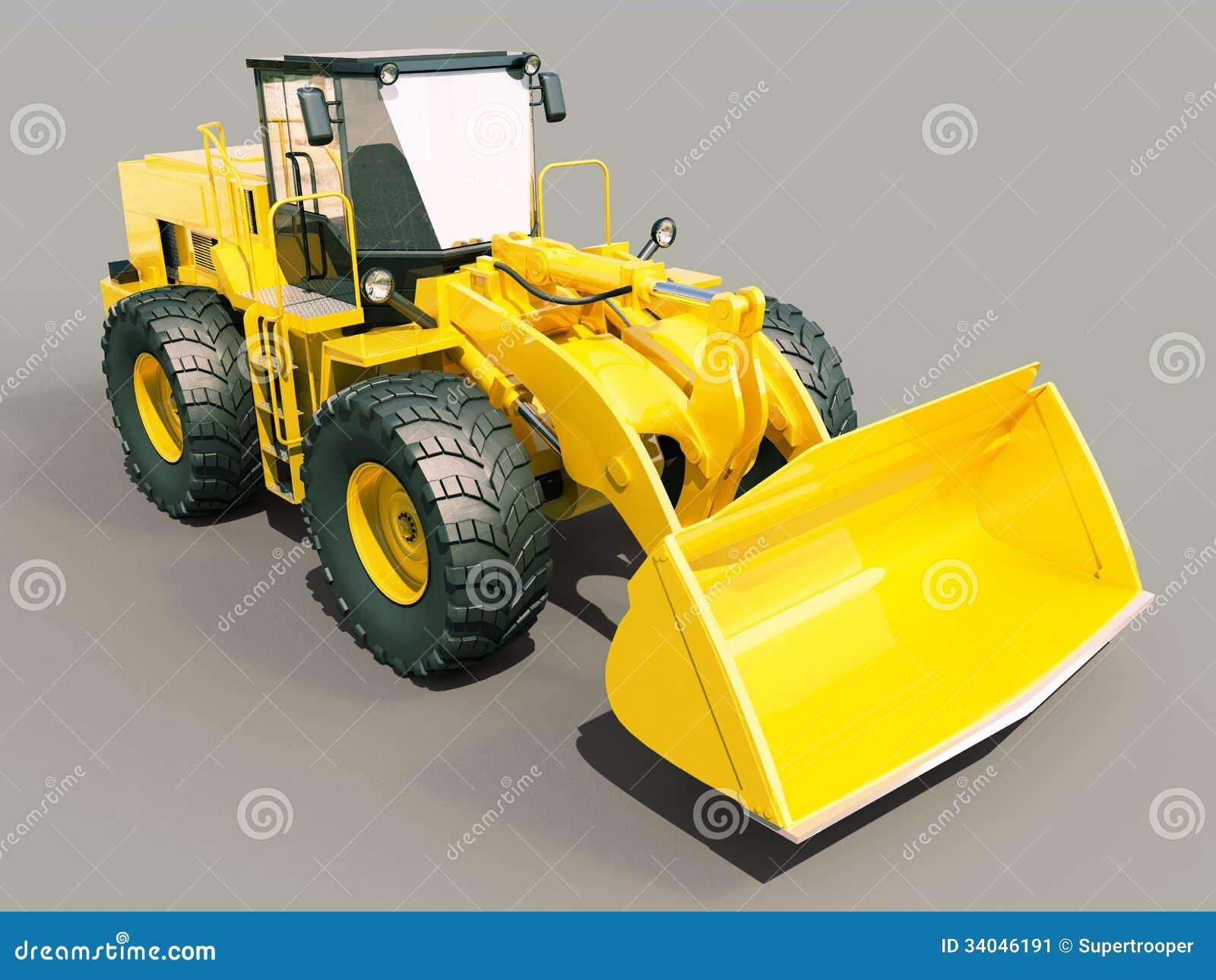 Front loader 88