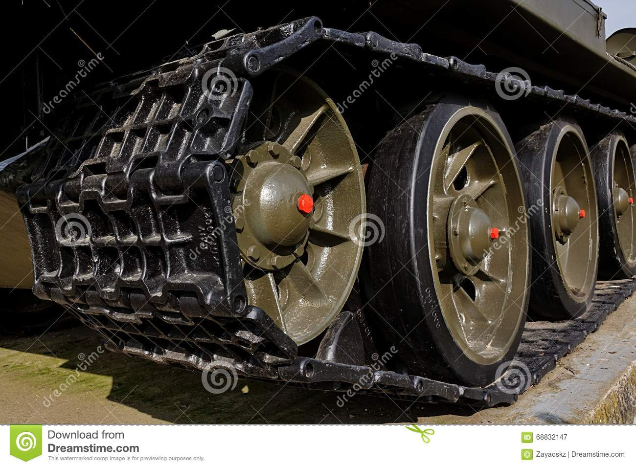 Russian tank t34 royalty free stock images image 23498479 - Front Part Of Tracks On T34 Ww2 Soviet Main Battle Tank Royalty Free Stock Photography