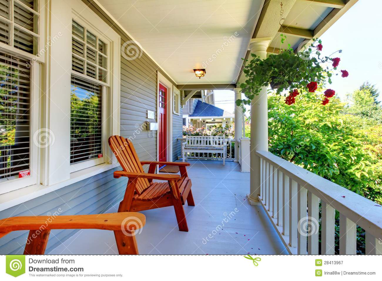 Difference between a porch balcony veranda patio and deck. p.