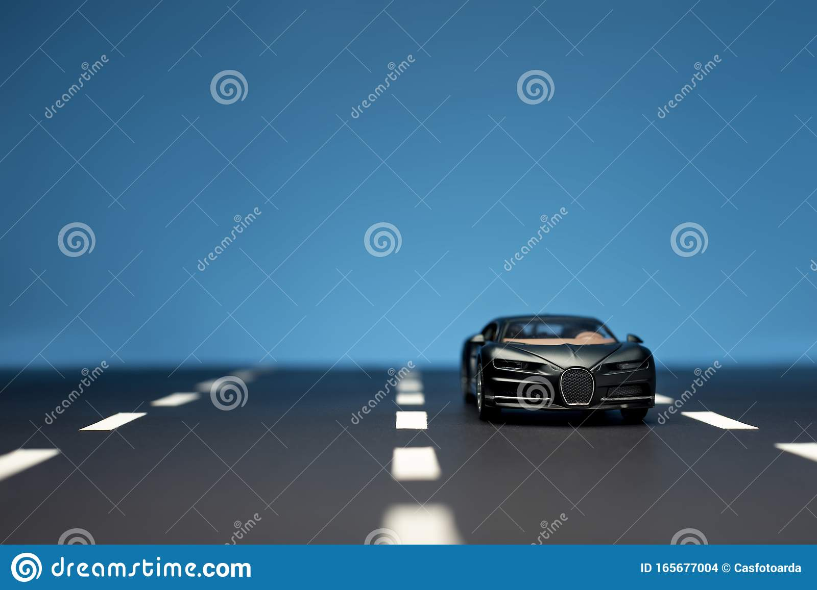 Front View Of A Black Colored Bugatti Veyron Toy Car Editorial Stock Image Image Of Concept Headlight 165677004