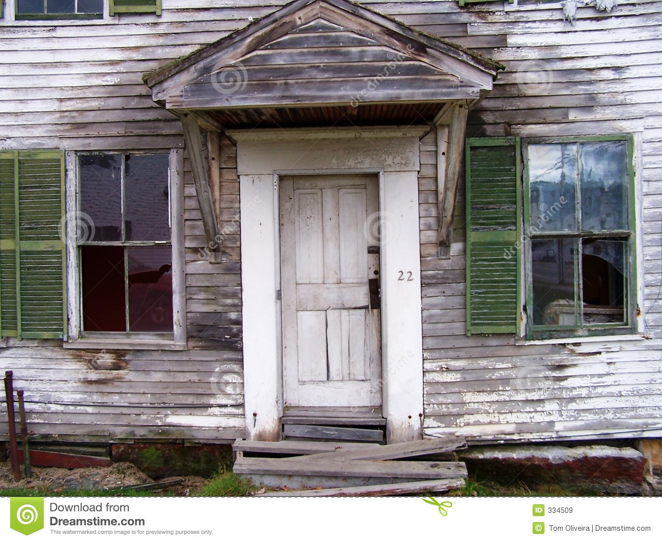 Front view of door and windows royalty free stock images for House doors with windows